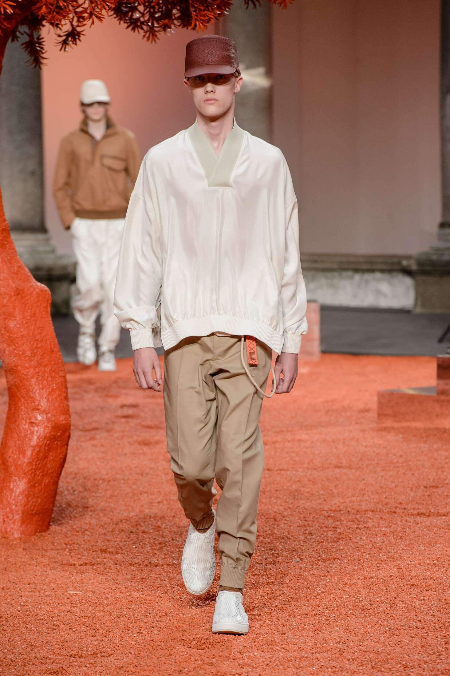 SS 2018 Ermenegildo Zegna Couture Fashion Show