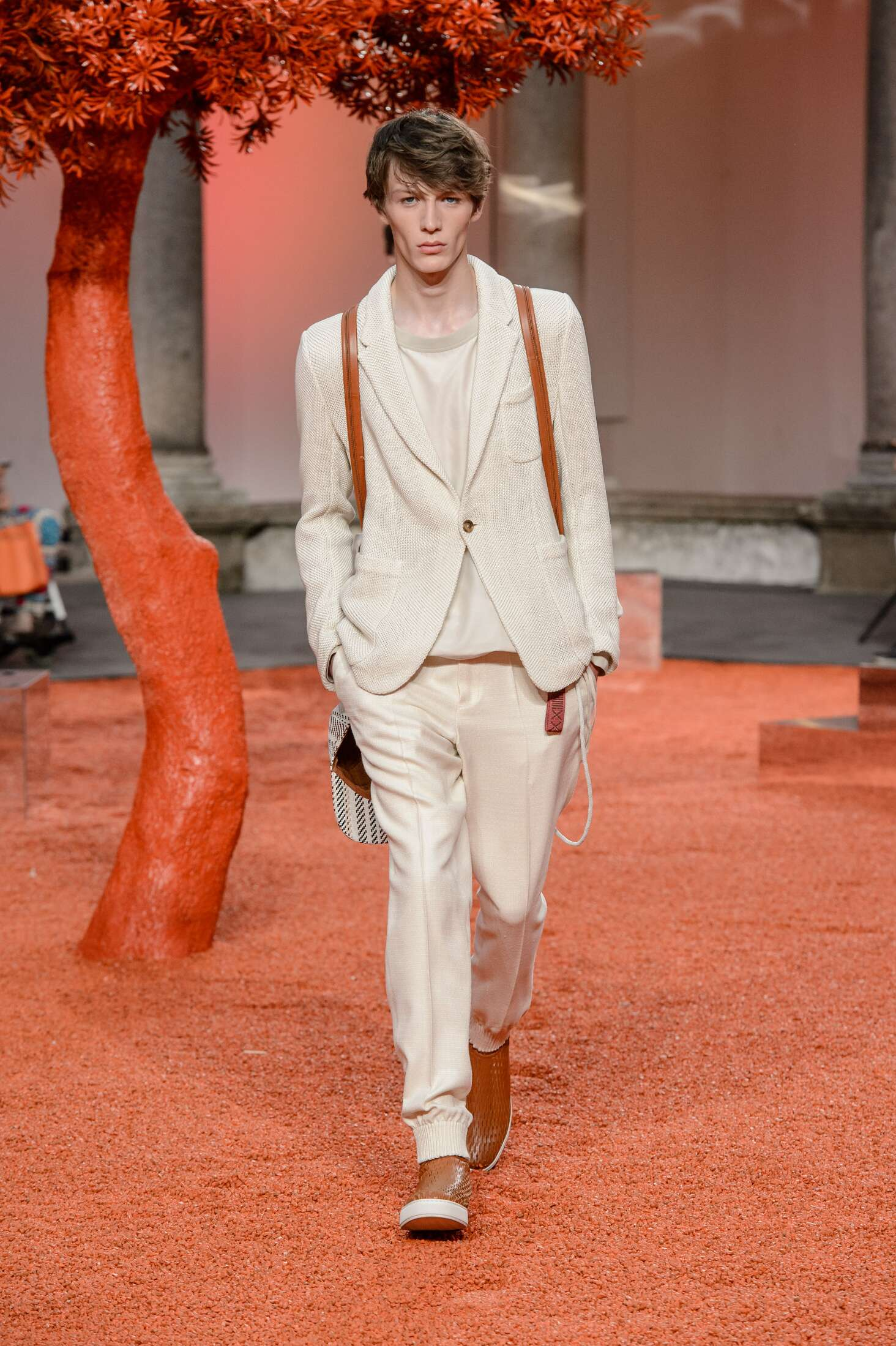 SS 2018 Fashion Show Ermenegildo Zegna Couture