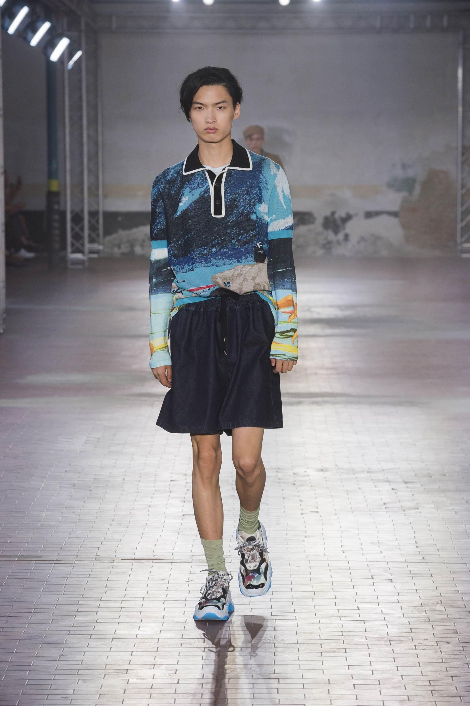 SS 2018 Fashion Show N°21
