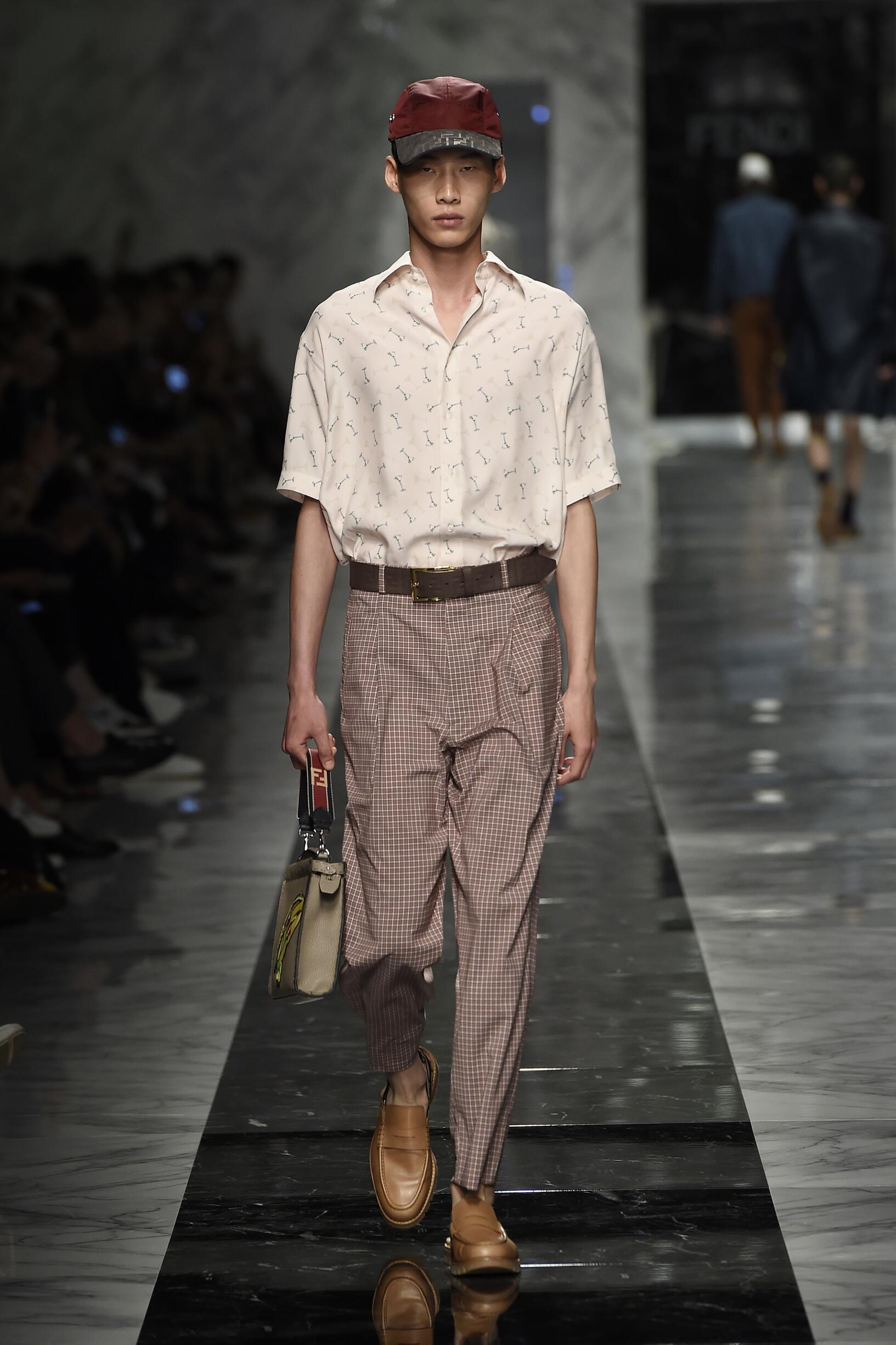 SS 2018 Fendi Fashion Show Milan