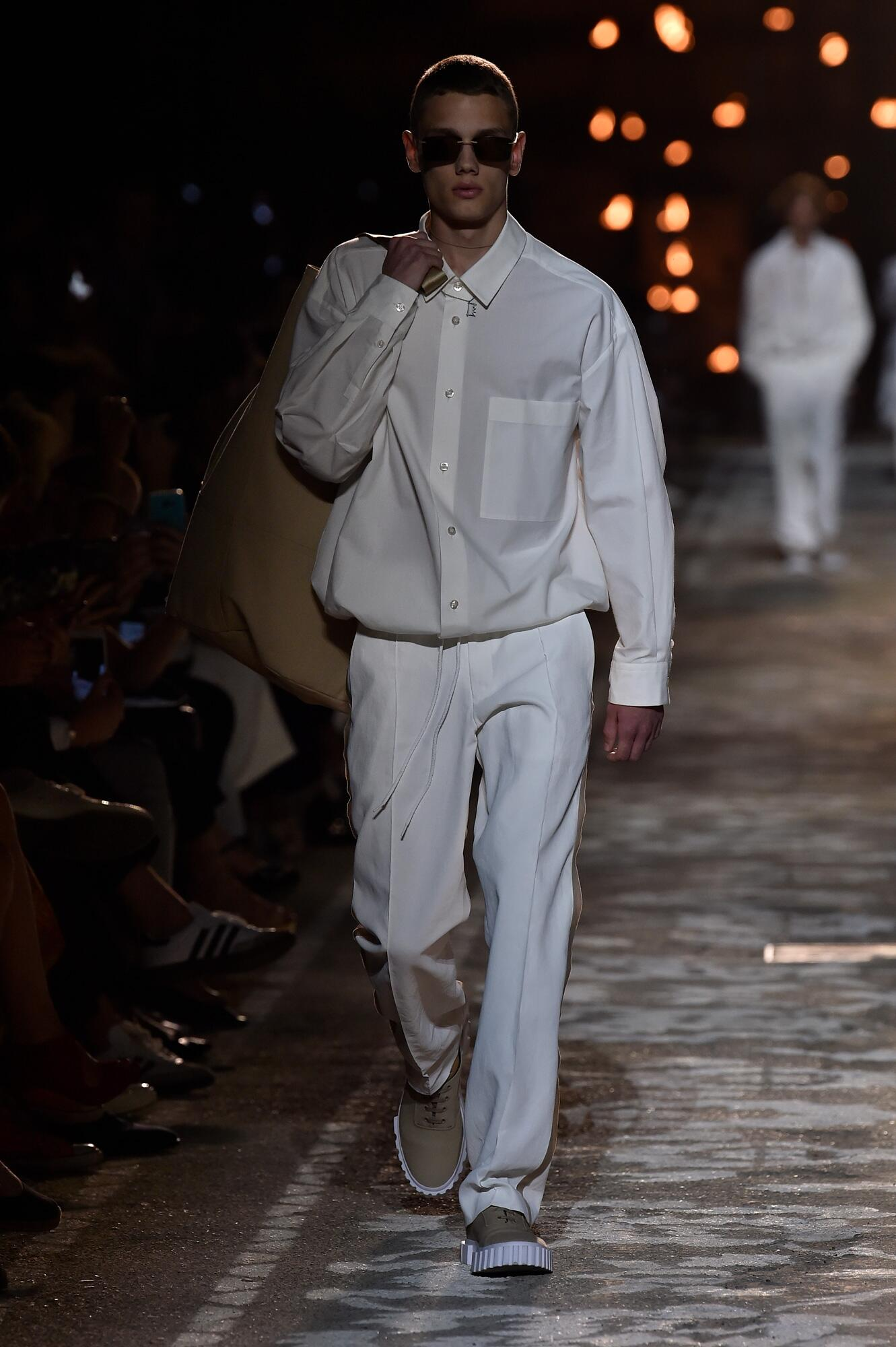 SS 2018 Hugo Fashion Show Man