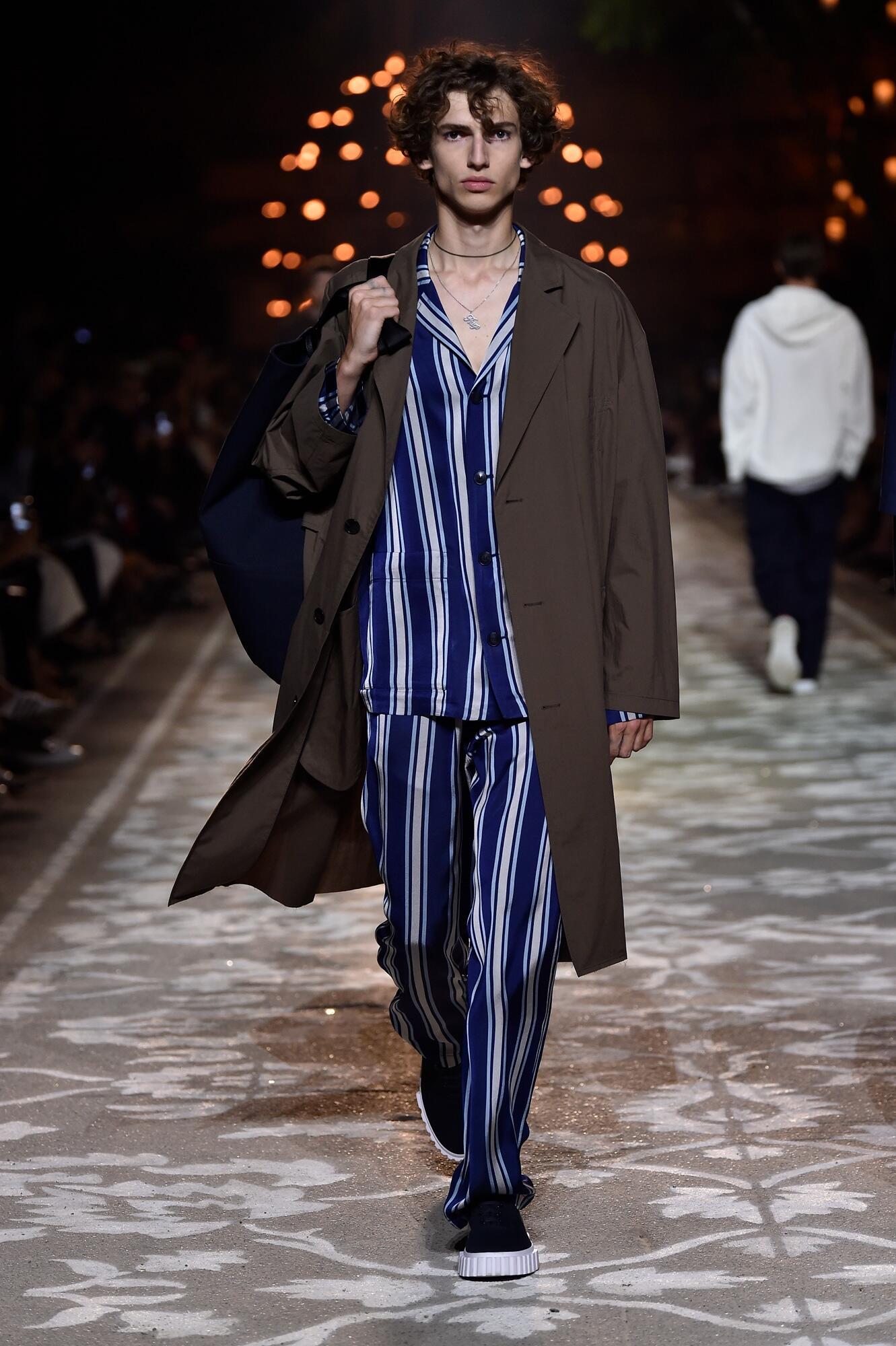 SS 2018 Hugo Fashion Show Pitti Immagine