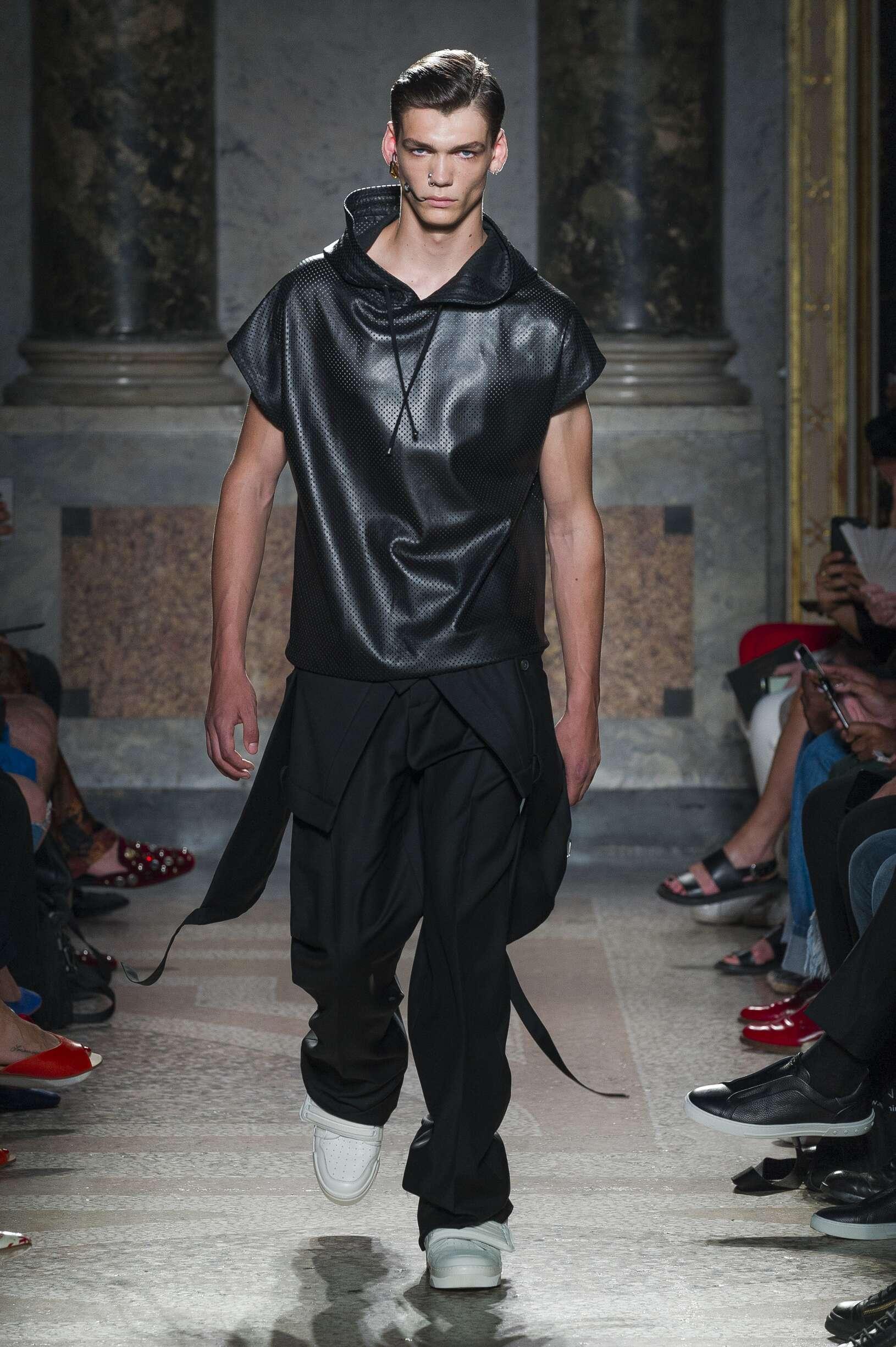 SS 2018 Les Hommes Fashion Show