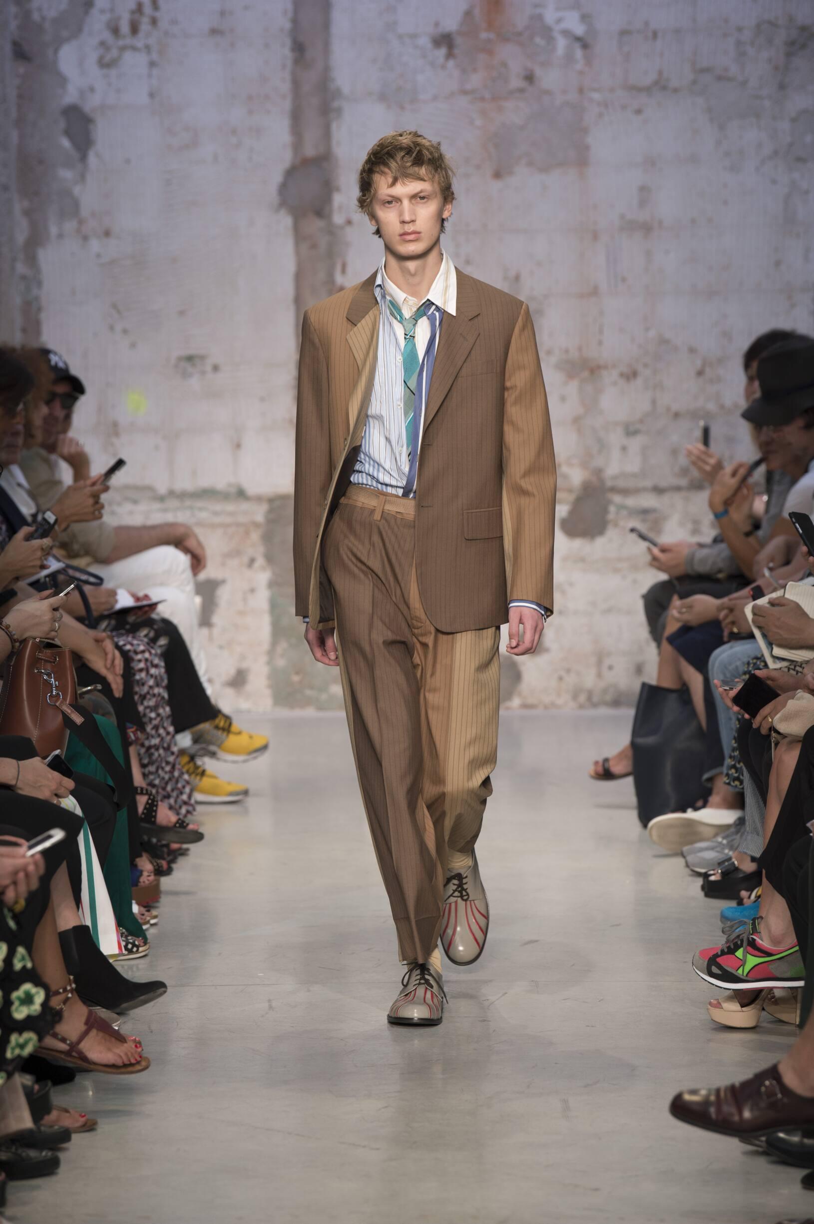 SS 2018 Marni Fashion Show
