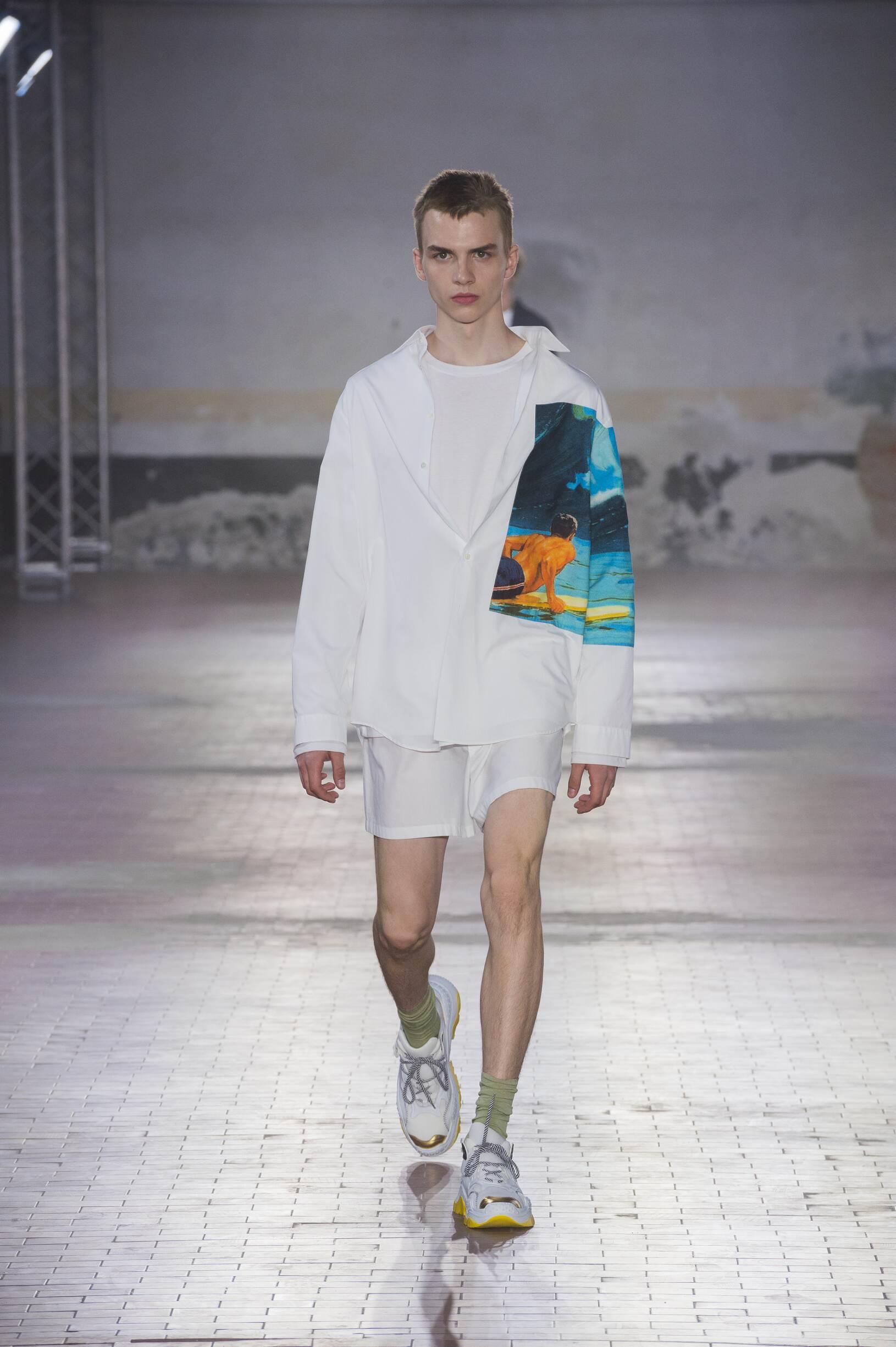 SS 2018 N°21 Fashion Show