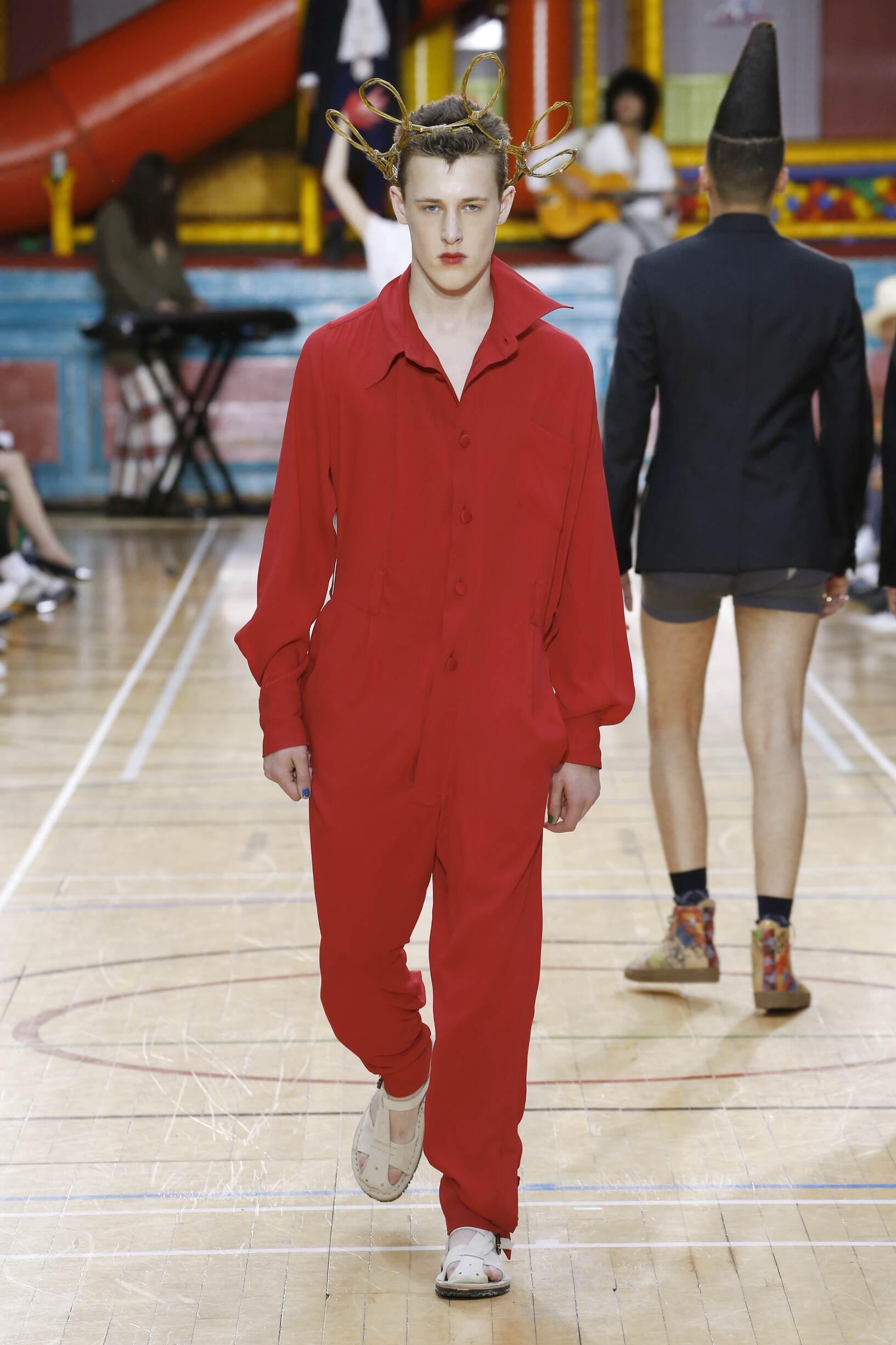SS 2018 Vivienne Westwood Fashion Show London Fashion Week