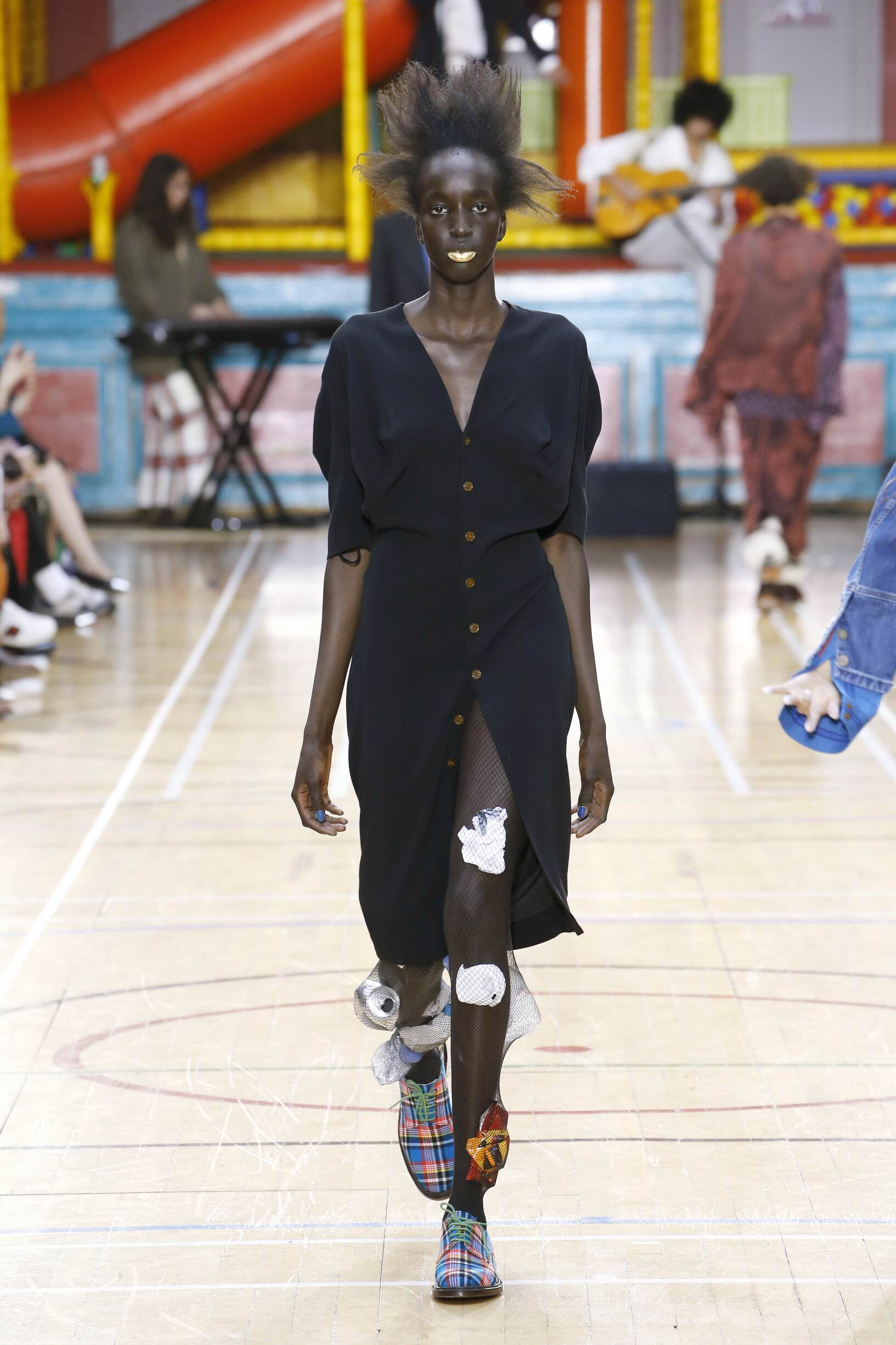 SS 2018 Vivienne Westwood Fashion Show London