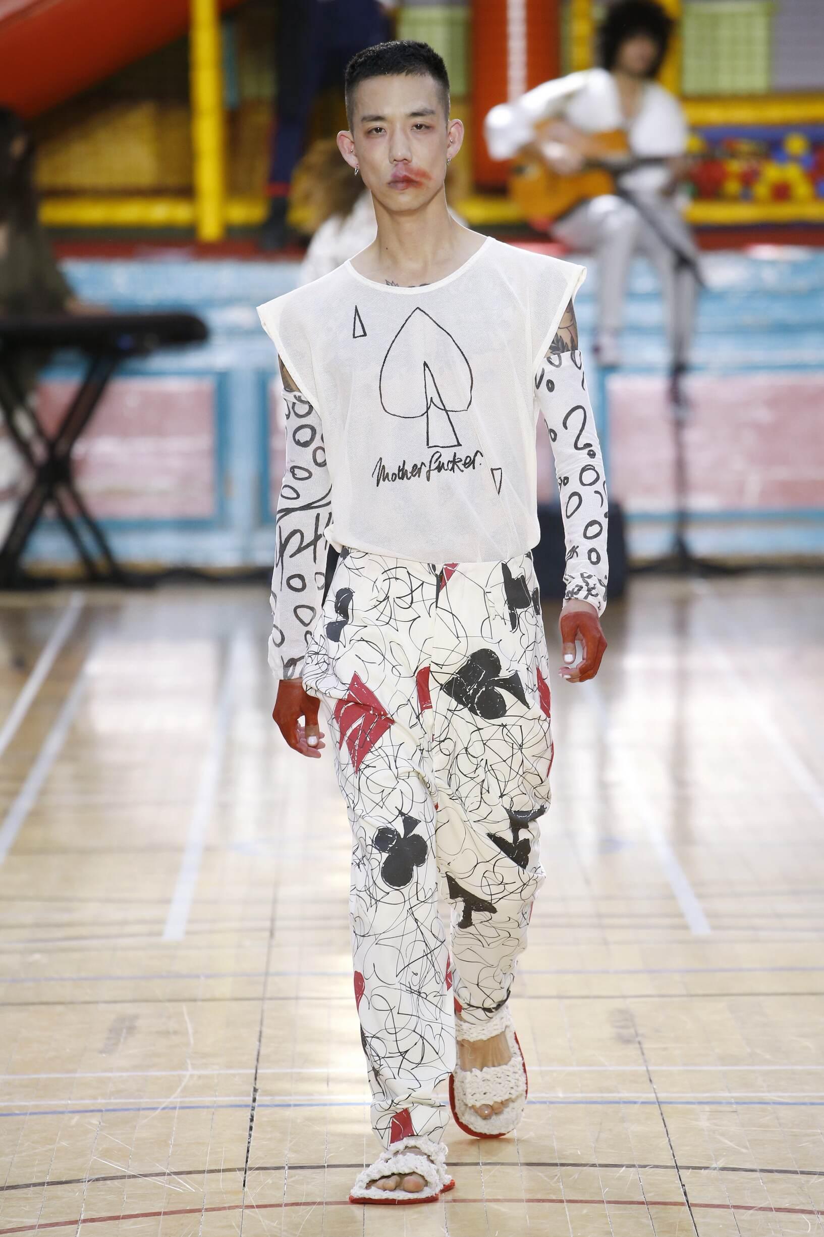 SS 2018 Vivienne Westwood Fashion Show