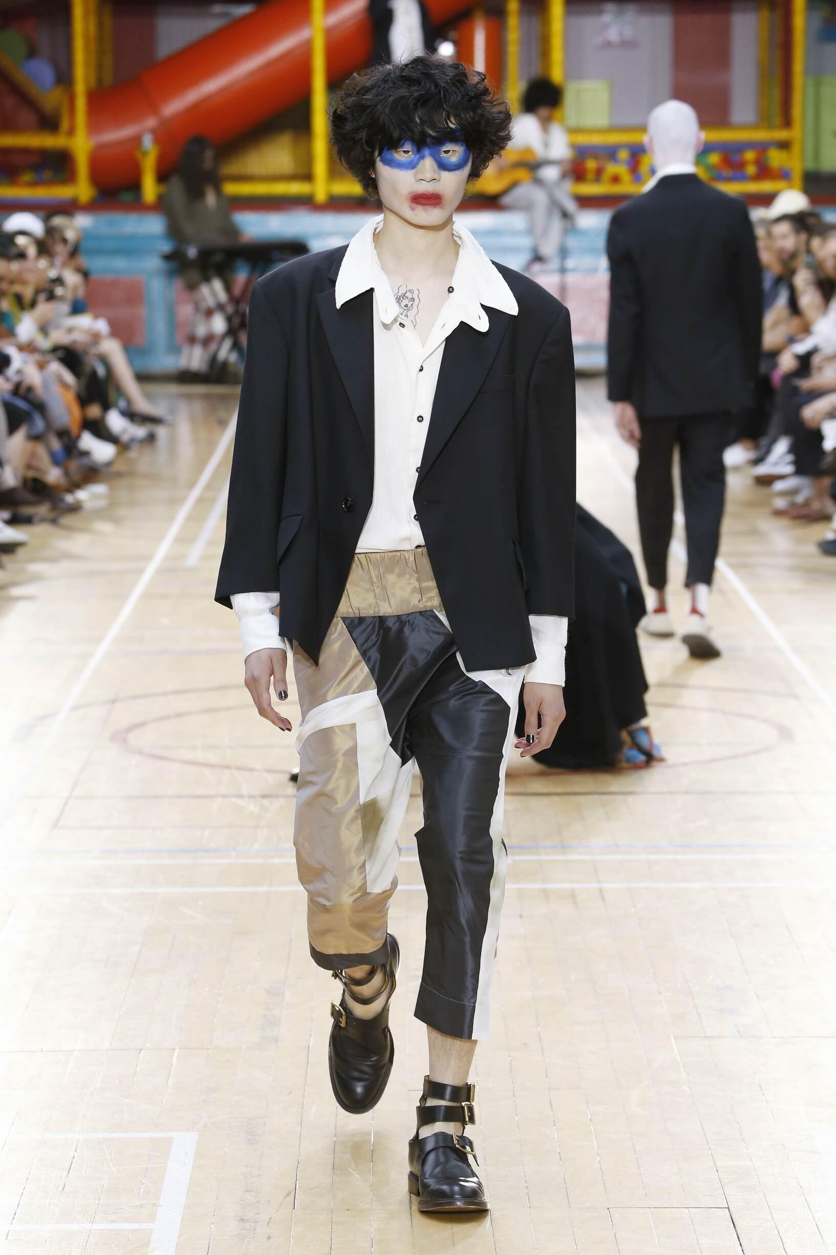 SS 2018 Vivienne Westwood Show London Fashion Week Menswear