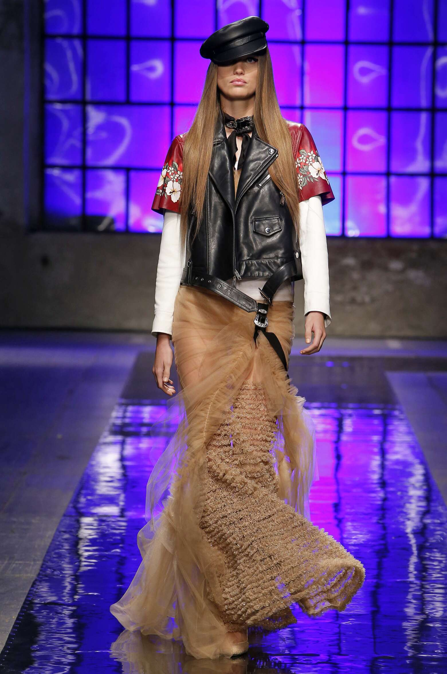 Spring 2018 Womenswear Dsquared2