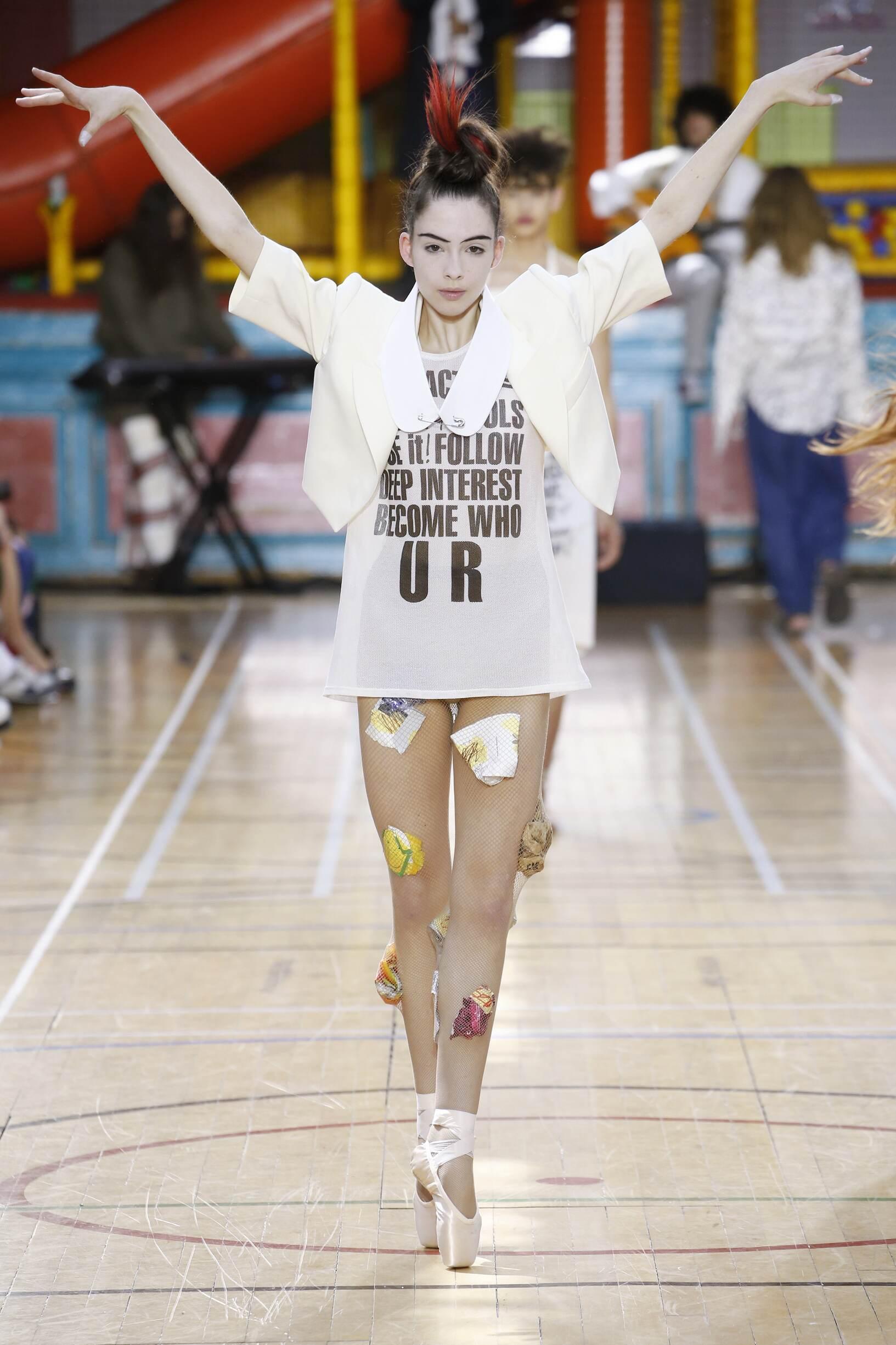 Spring 2018 Womenswear Vivienne Westwood