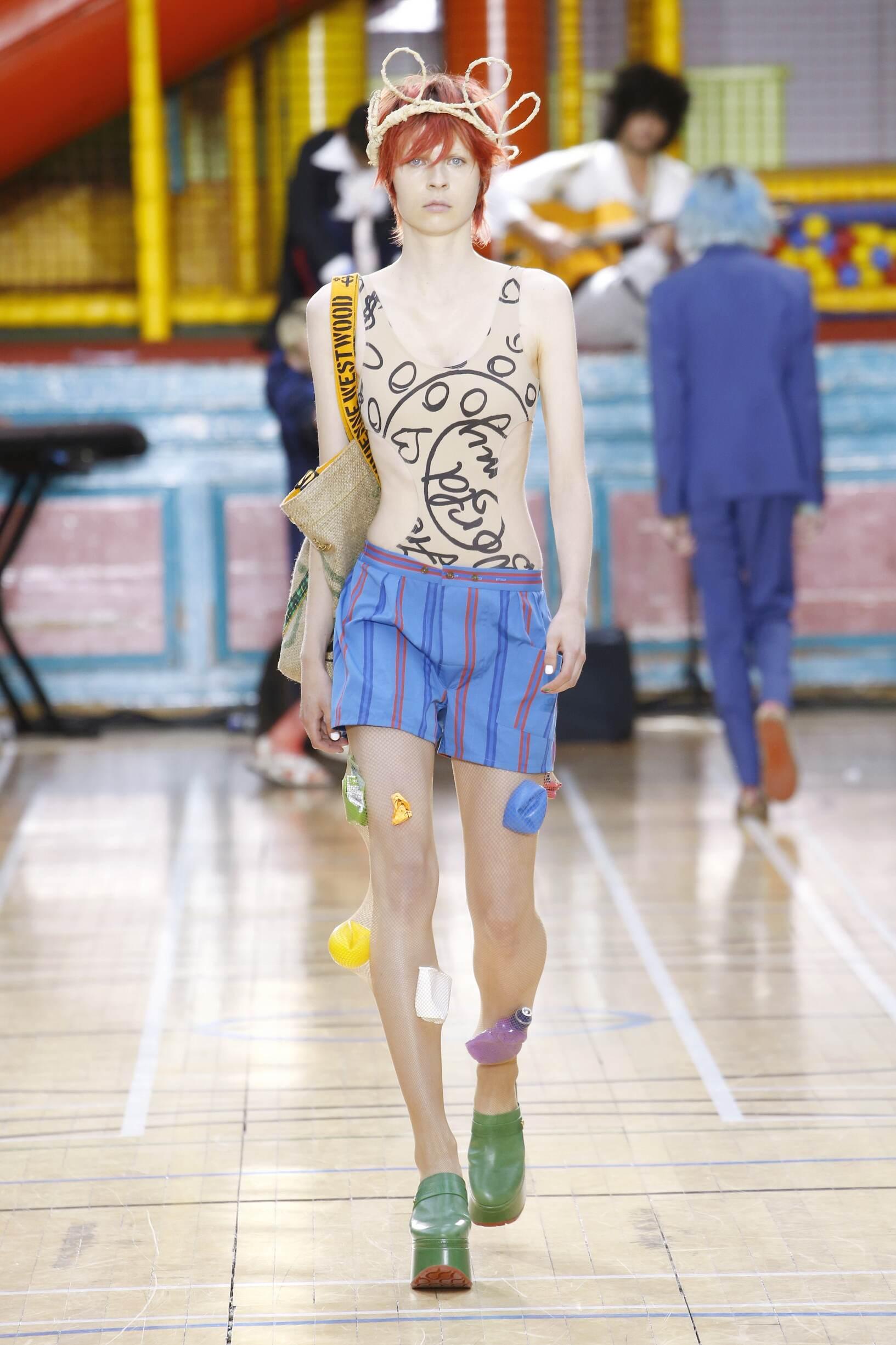 Spring Fashion 2018 Vivienne Westwood