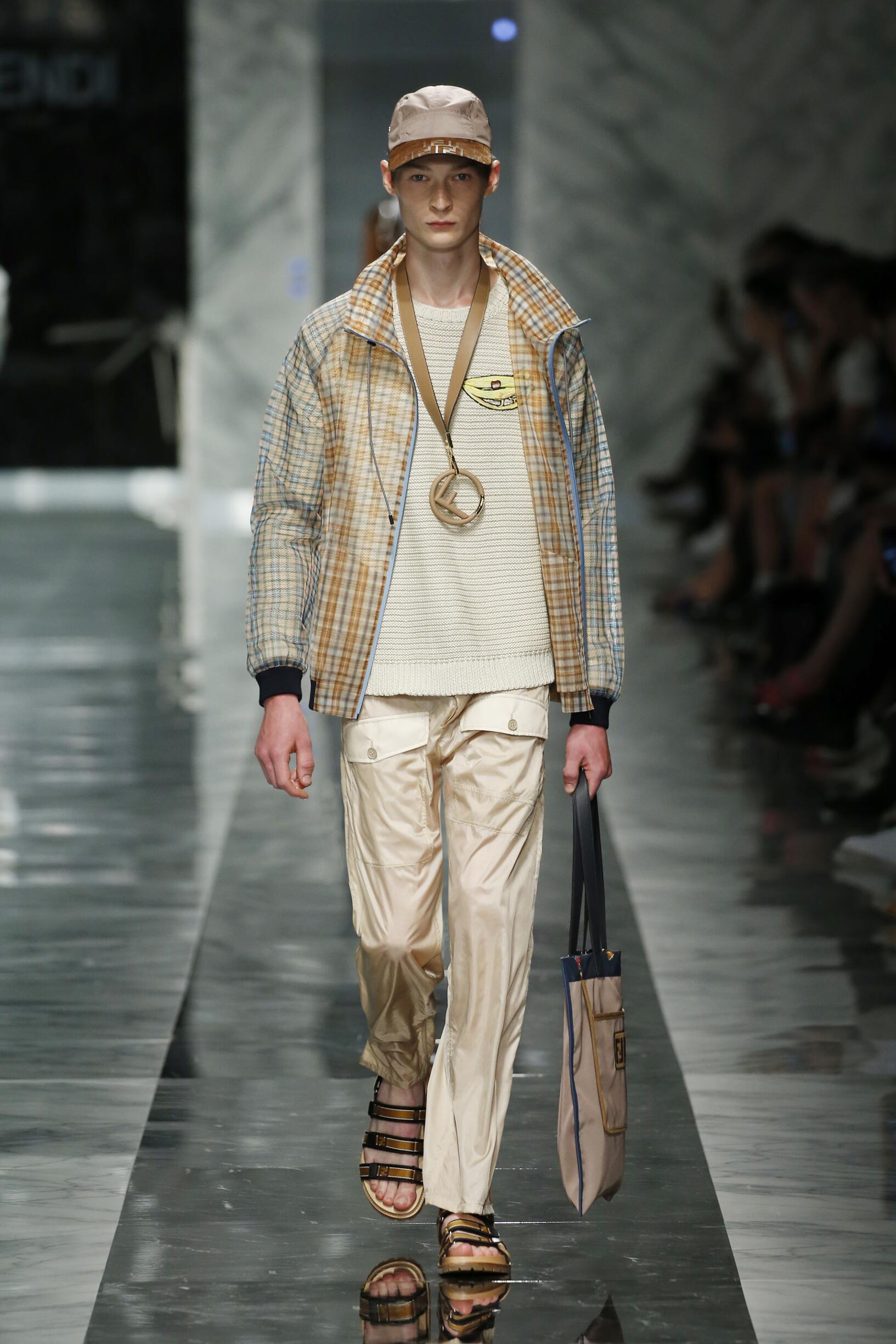 Spring Fashion Trends 2018 Fendi