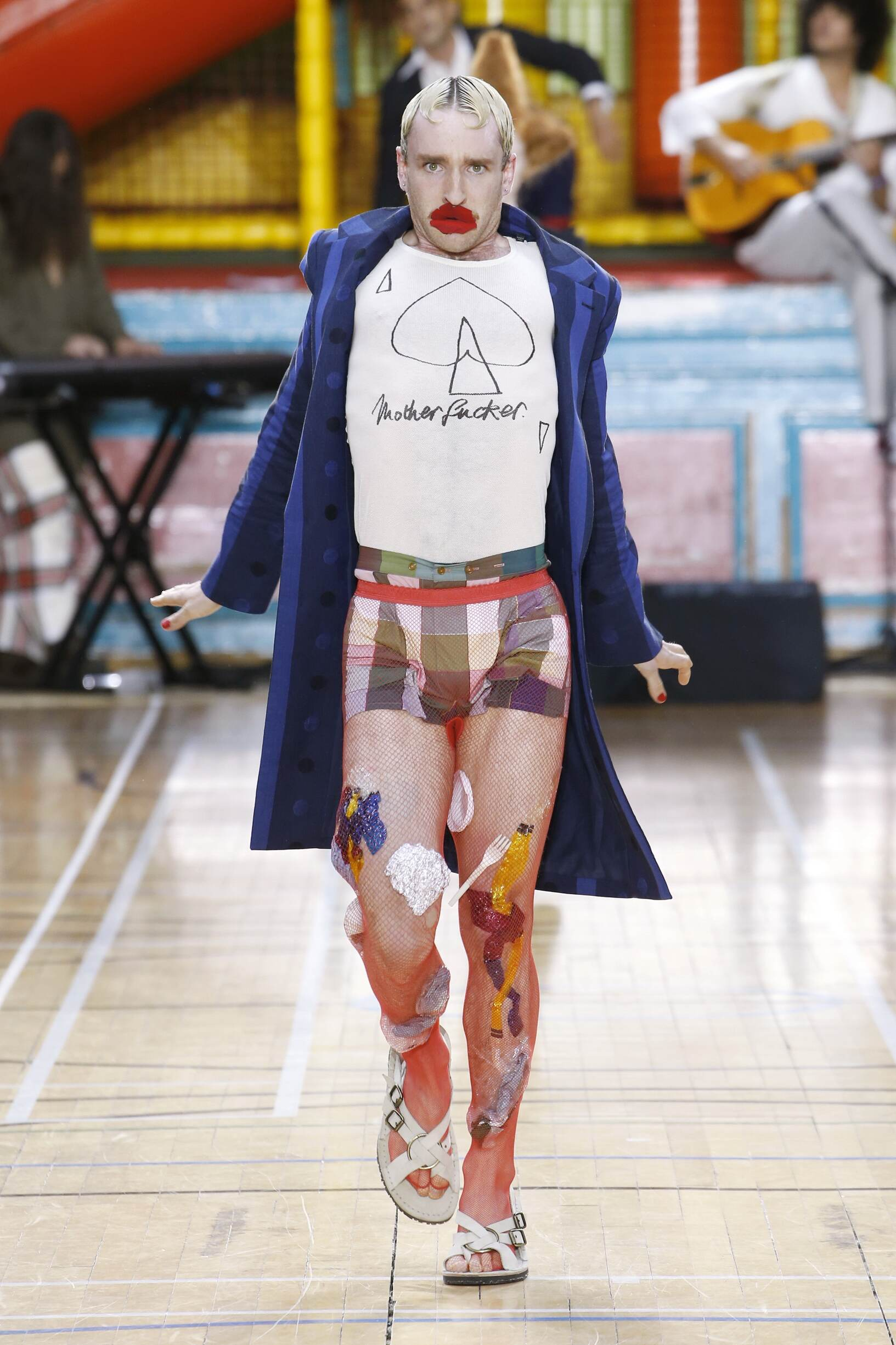 Spring Summer 2018 Man London Vivienne Westwood Collection