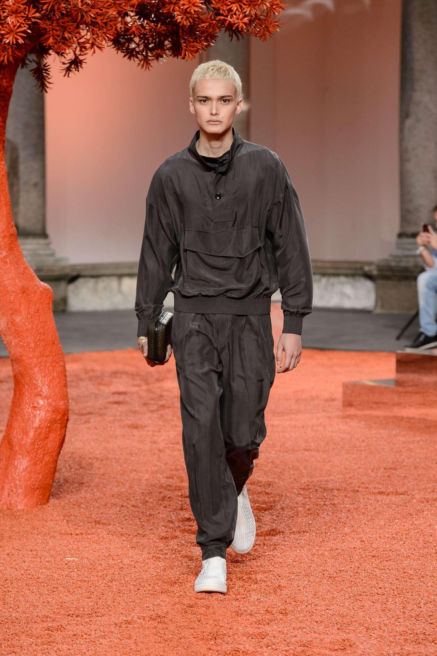 Spring Summer 2018 Man Milan Ermenegildo Zegna Couture Collection