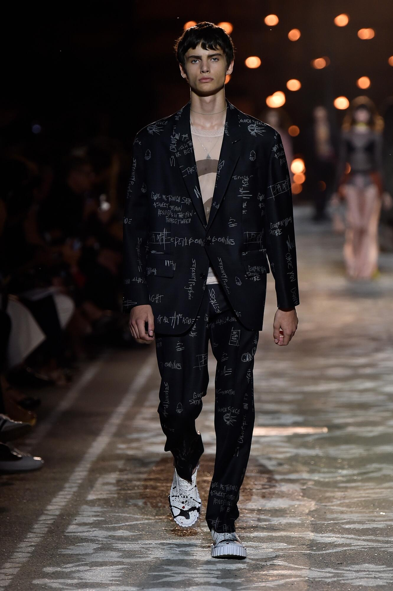 Spring Summer Fashion Man Trends 2018 Hugo
