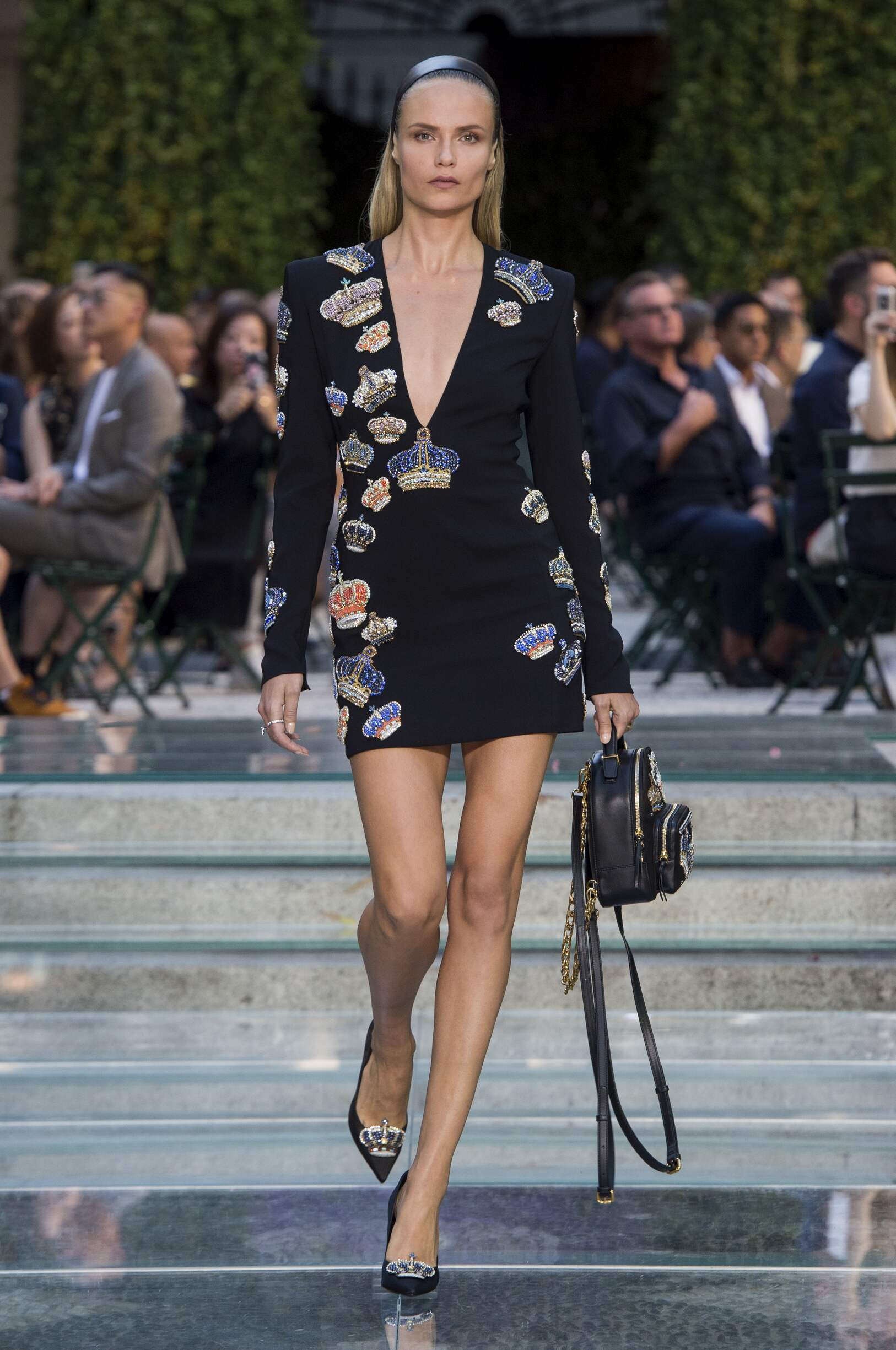 Spring Summer Fashion Woman Trends 2018 Versace