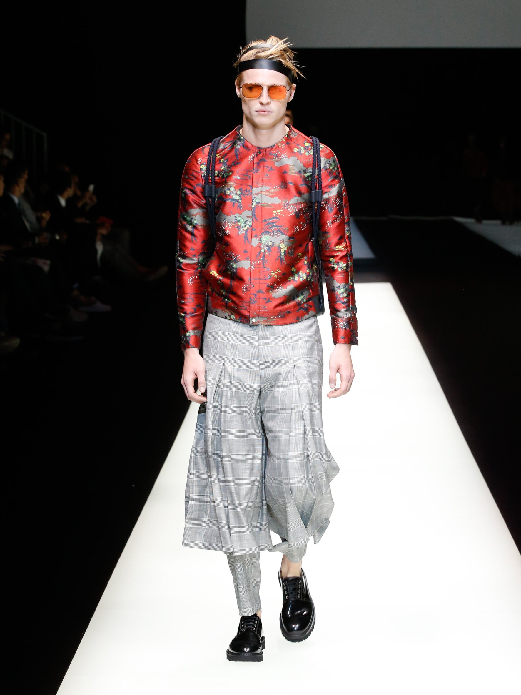 Summer 2018 Fashion Trends Emporio Armani