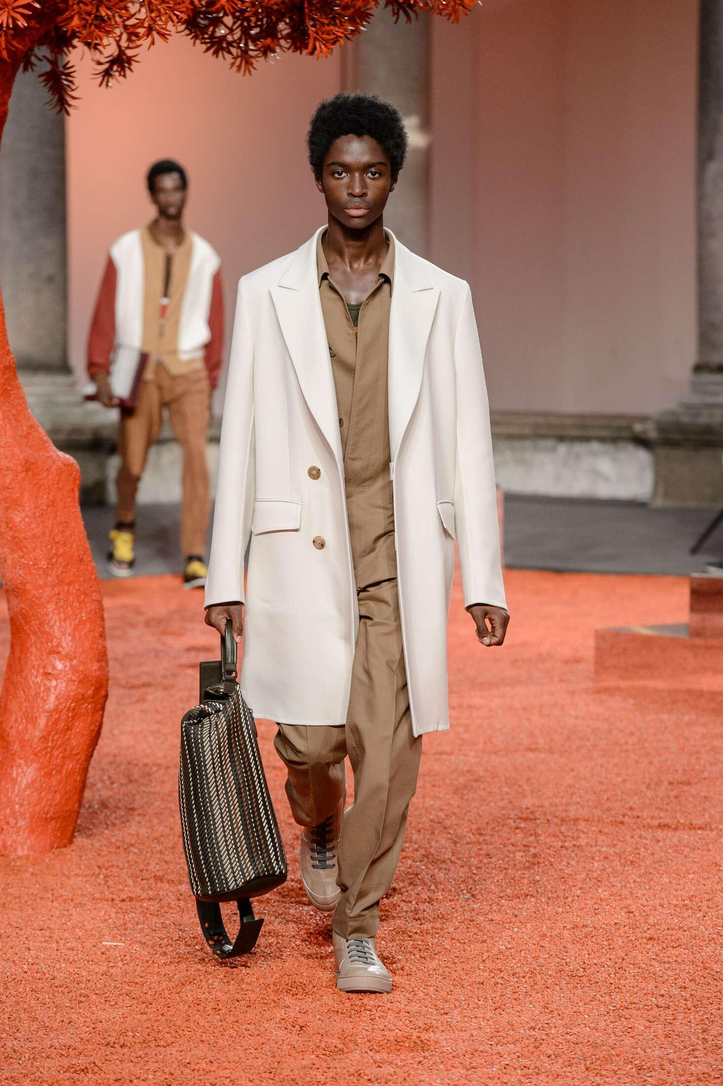 Summer 2018 Fashion Trends Ermenegildo Zegna Couture