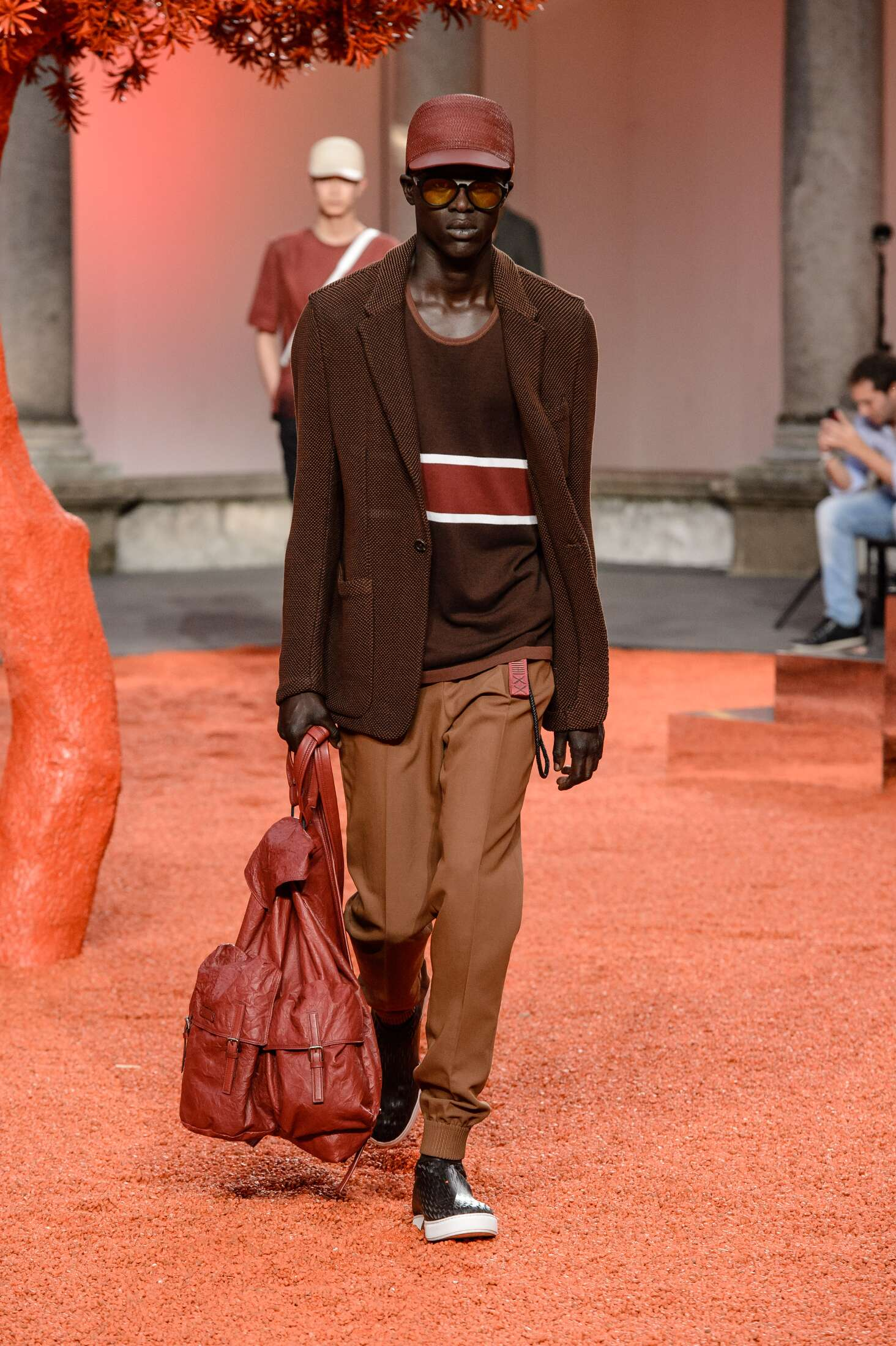 Summer 2018 Man Trends Ermenegildo Zegna Couture
