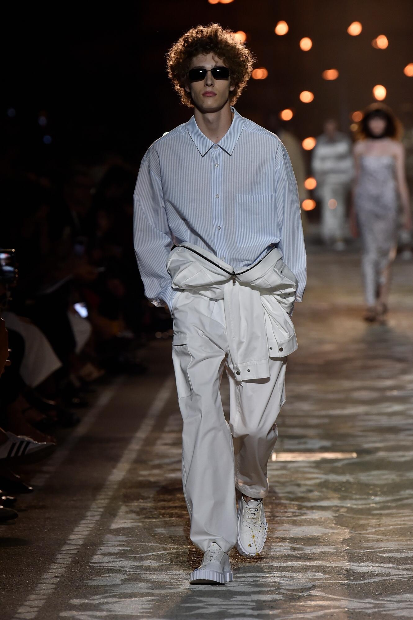 Summer 2018 Man Trends Hugo