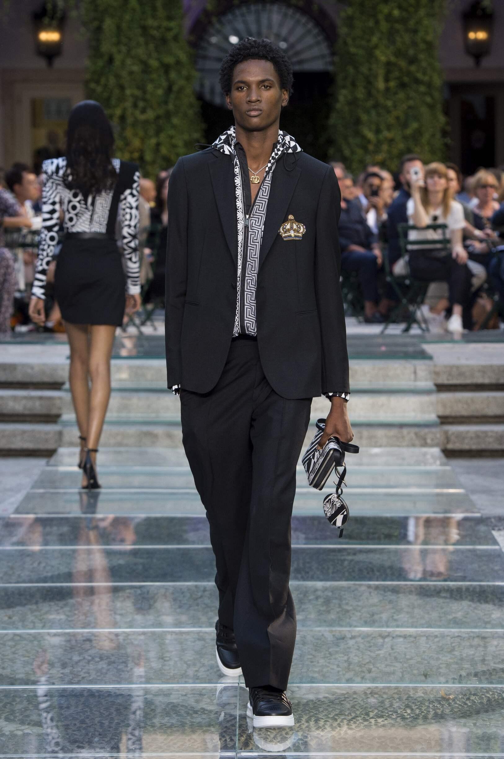 Versace 2018 Milan