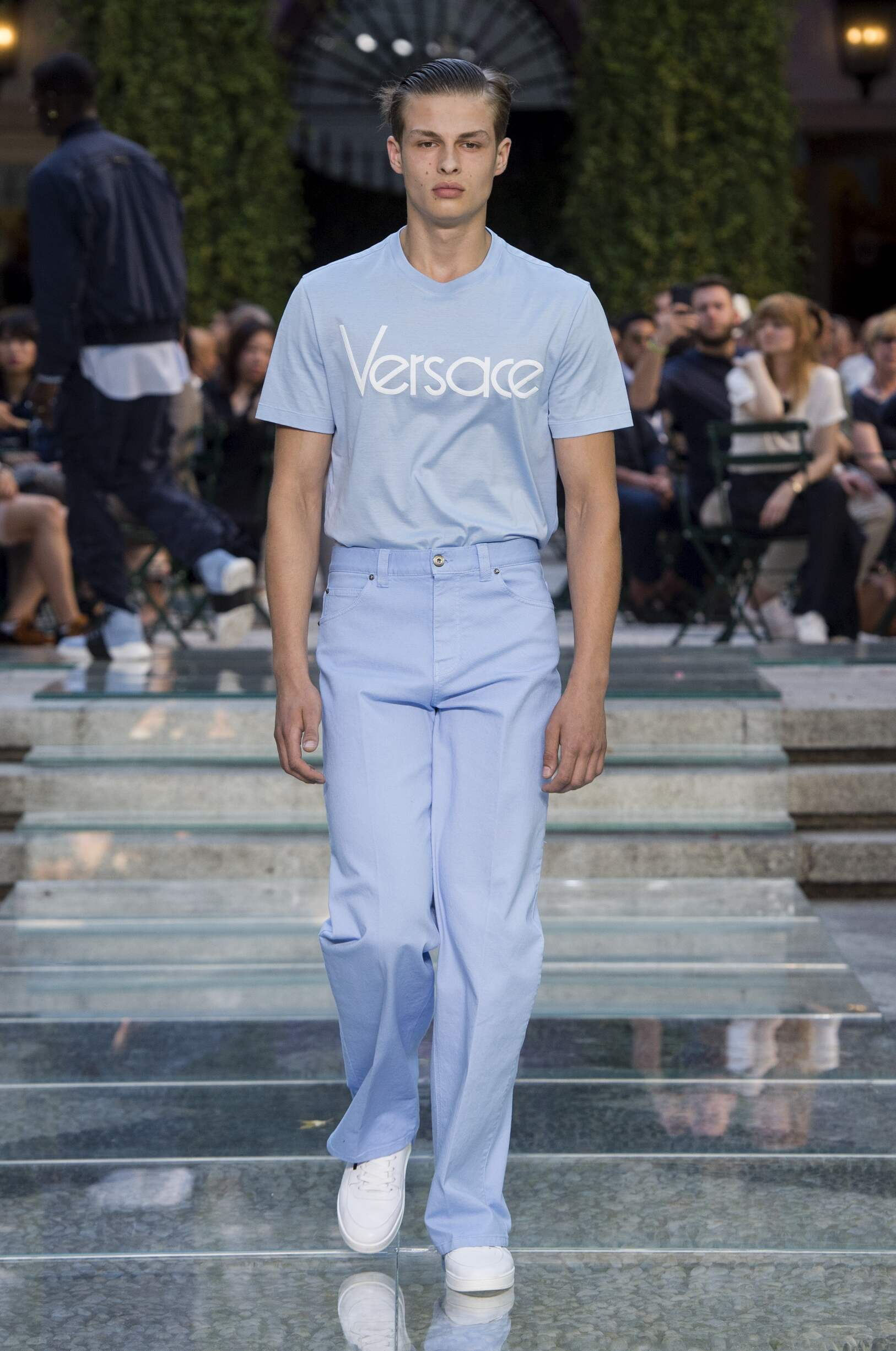 Versace Milan Fashion Week Menswear