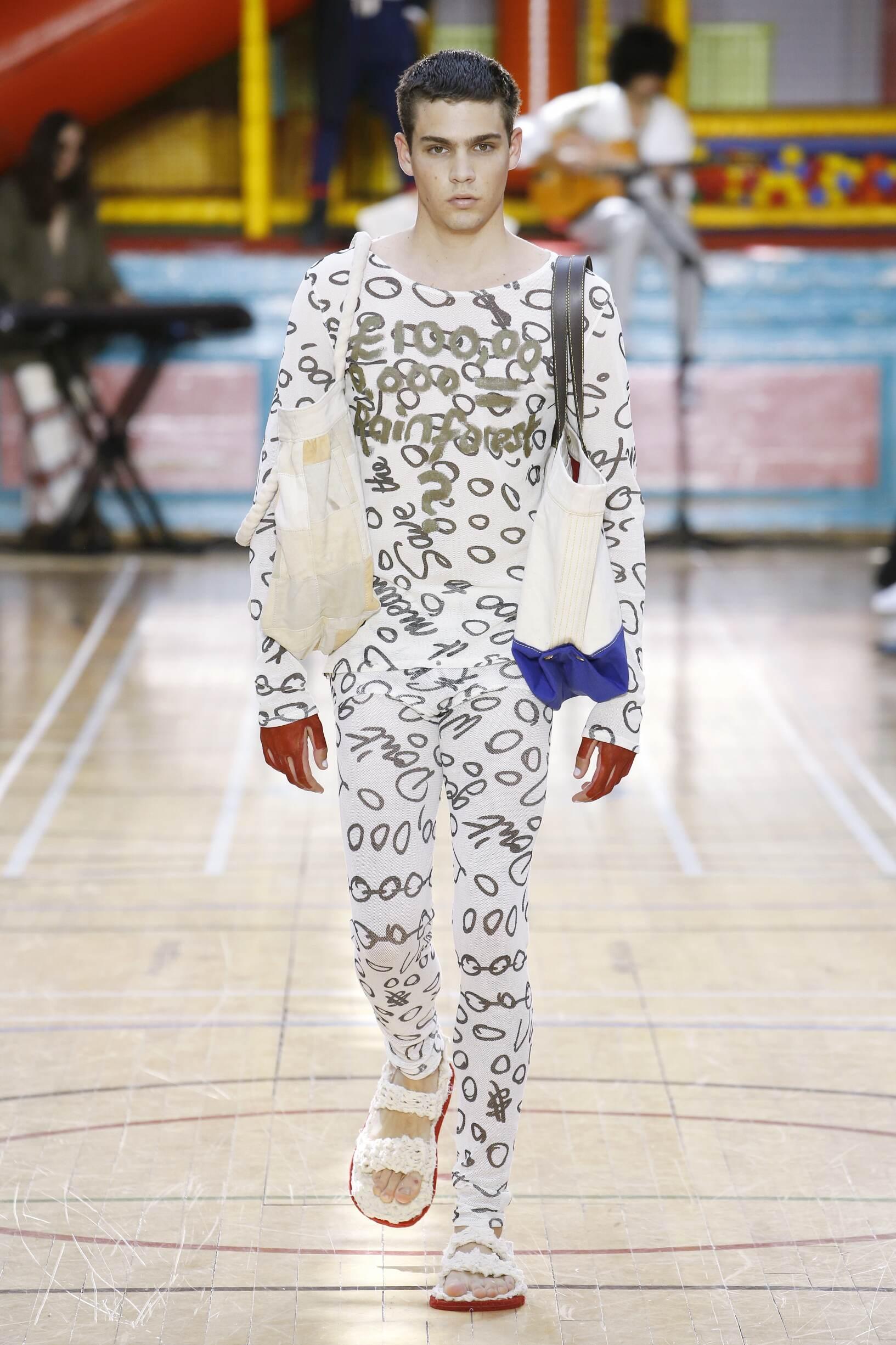 Vivienne Westwood Fashion Show SS 2018