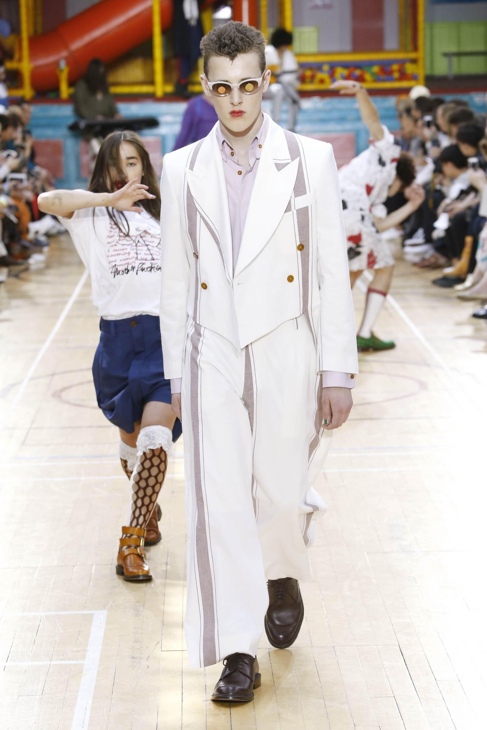 Vivienne Westwood Man Style