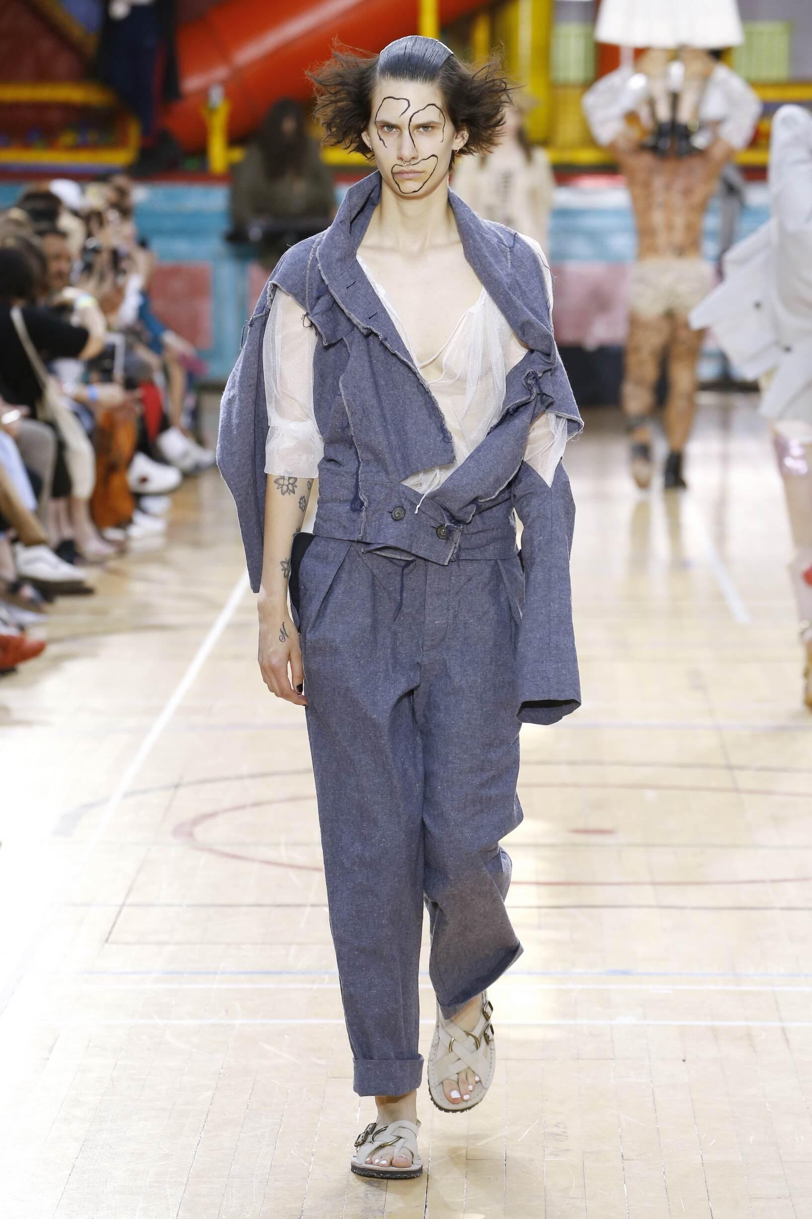 Vivienne Westwood Men's Collection 2018