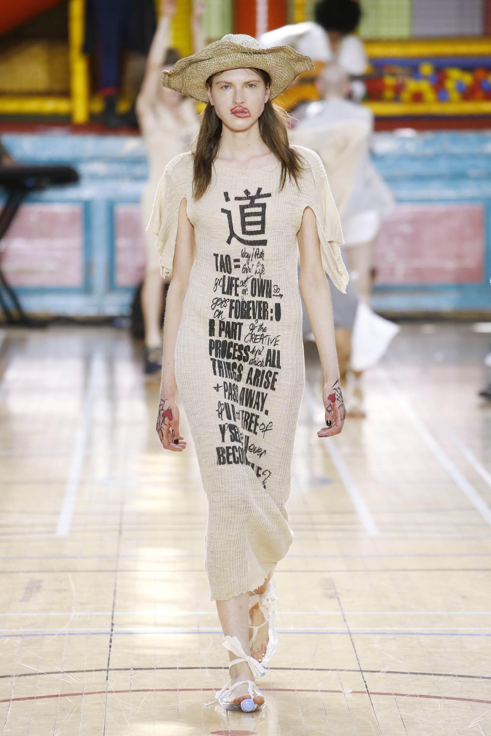 Vivienne Westwood SS 2018 Womenswear