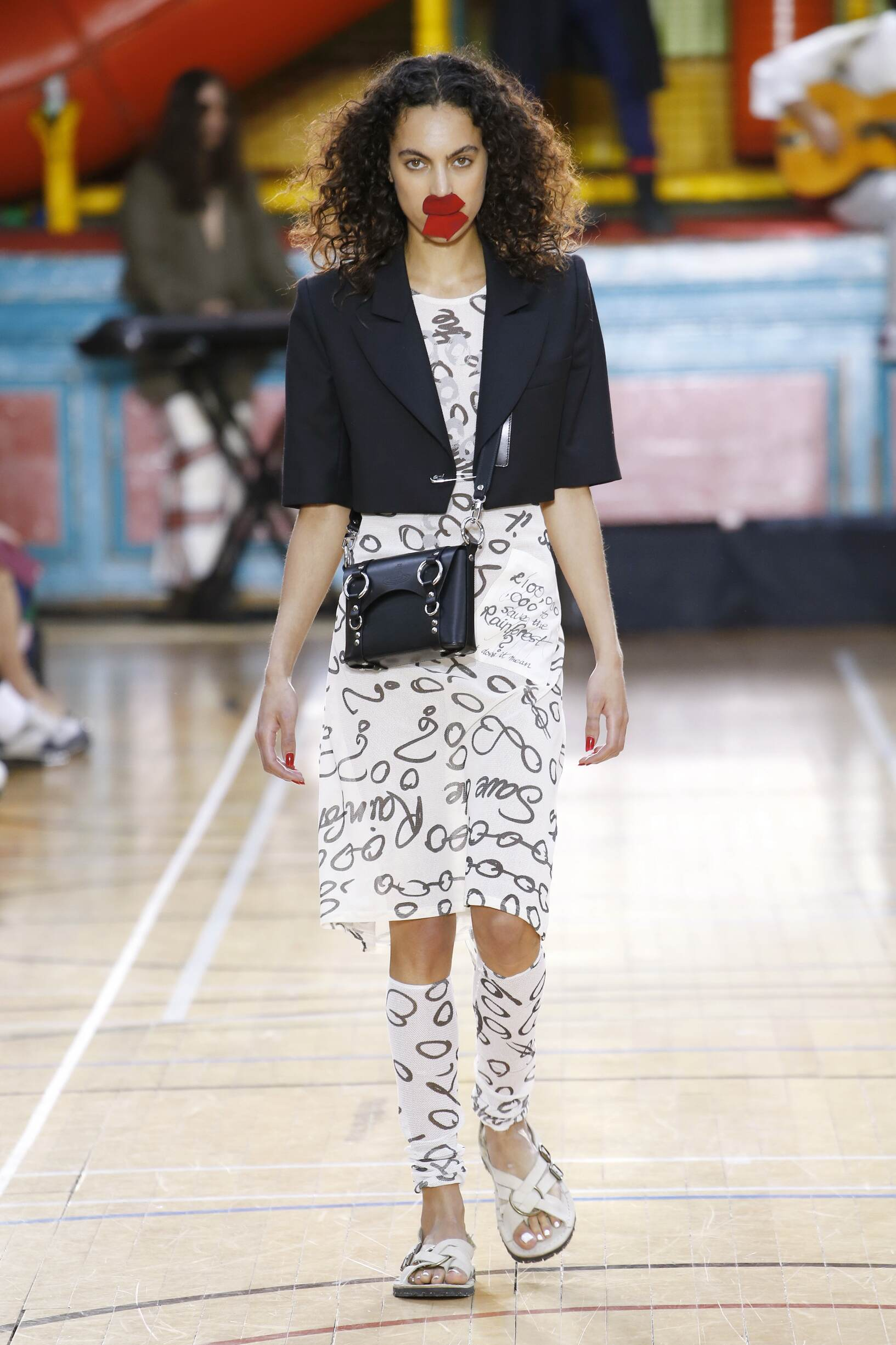 Vivienne Westwood Woman Fashion Show