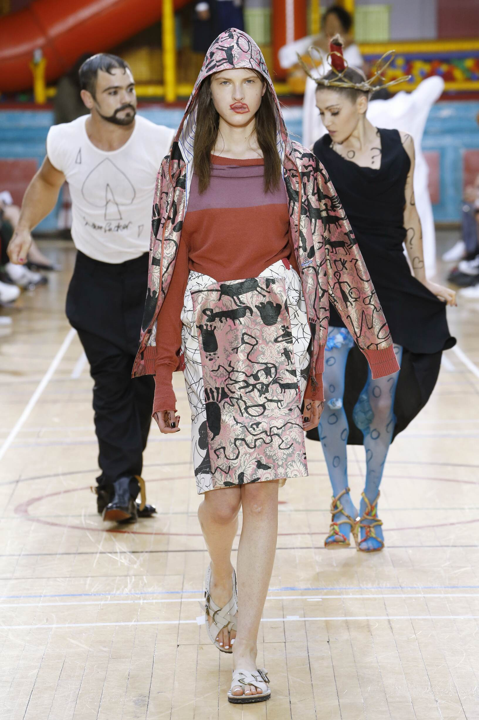 Vivienne Westwood Womenswear Collection Trends Summer