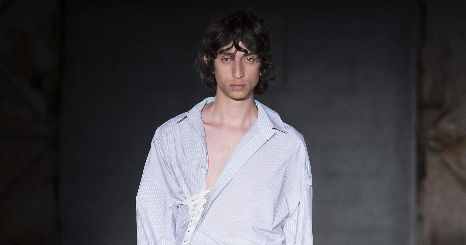 Damir Doma Fashion Show SS 2018 Milan