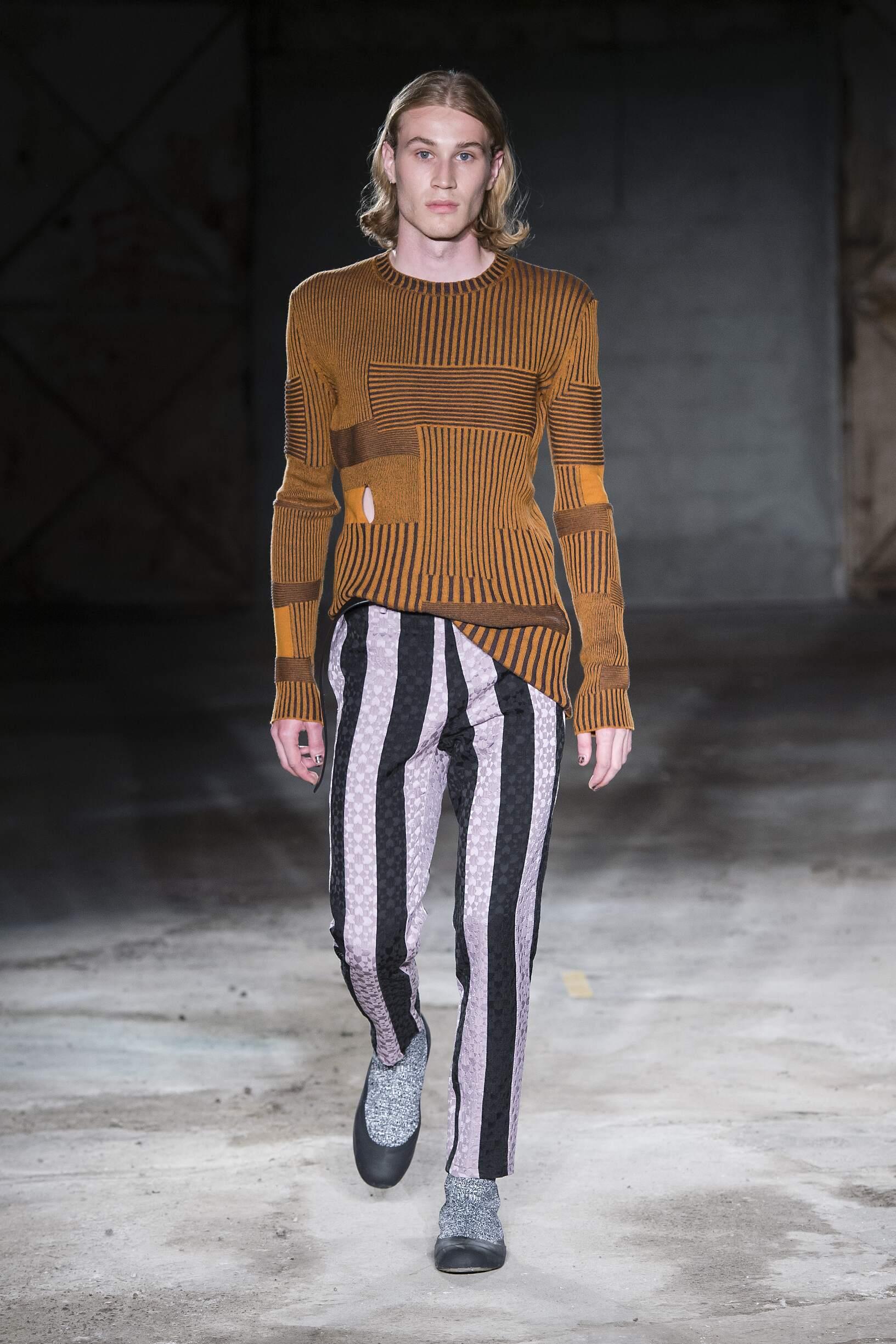 Damir Doma Milan Fashion Week