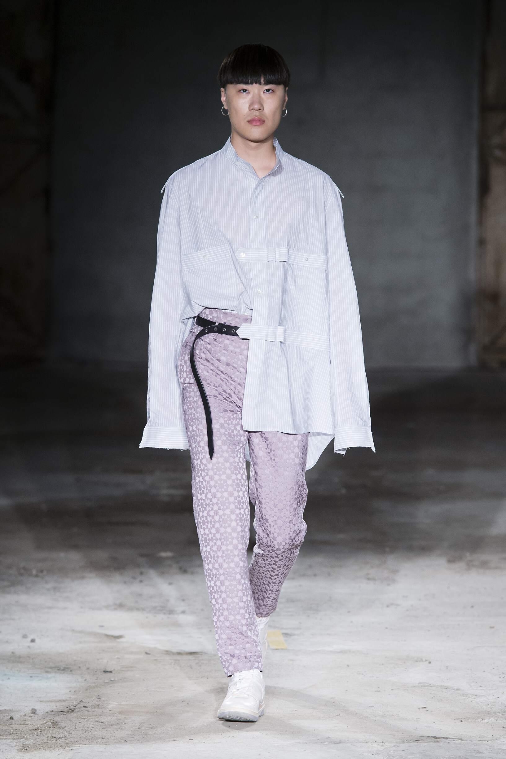 Damir Doma Spring Summer 2018 Mens Collection Milan Fashion Week