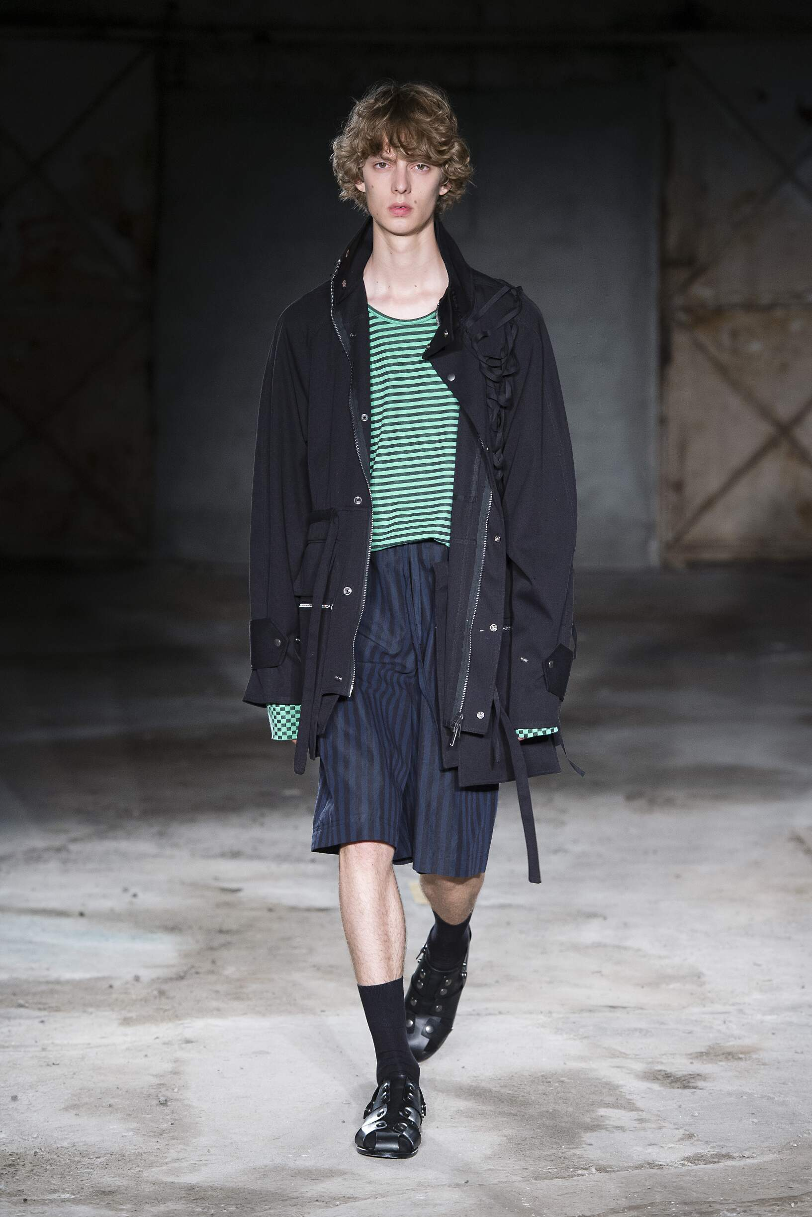 Damir Doma Summer 2018 Catwalk