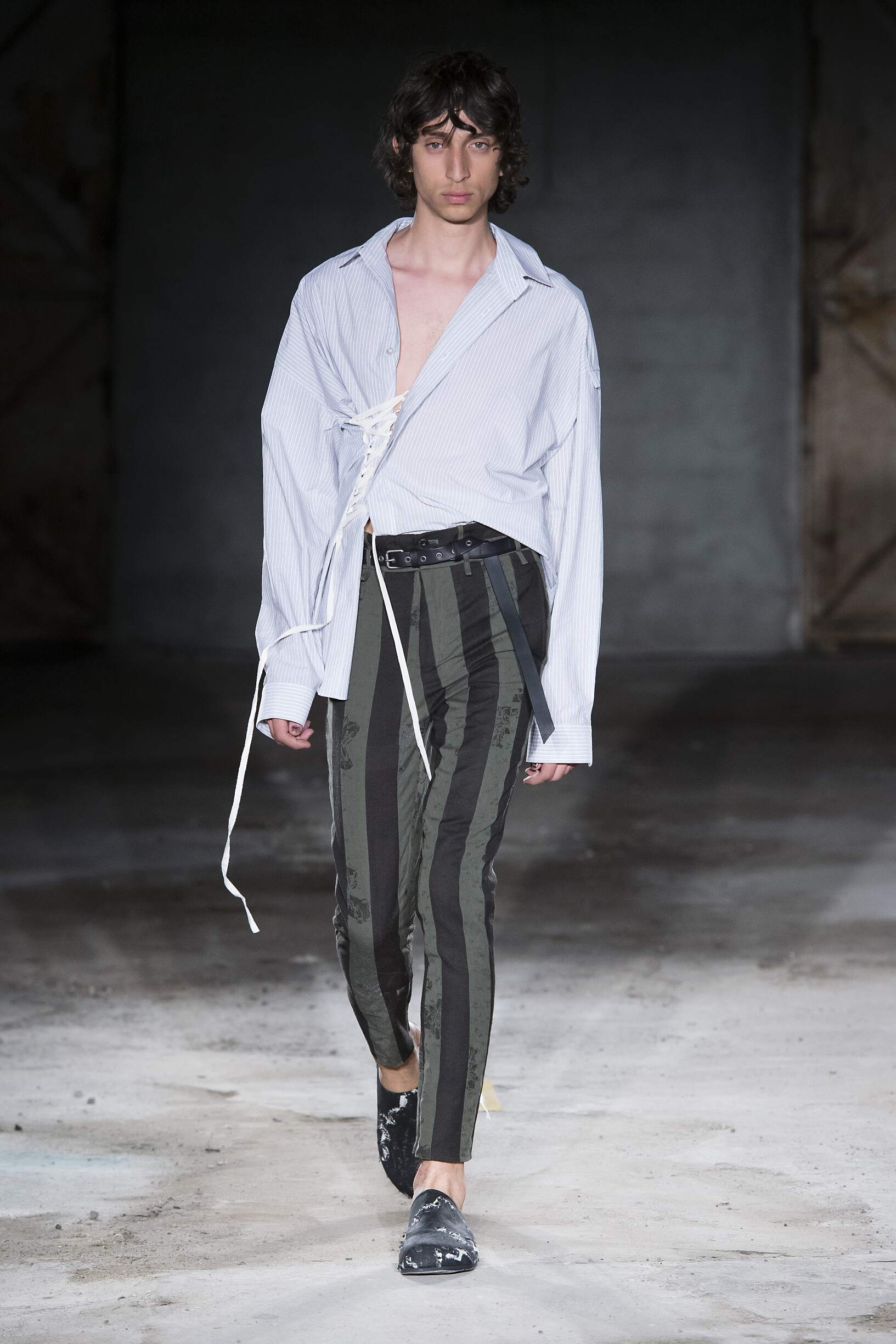 Damir Doma Womenswear Fashion Show SS 2018