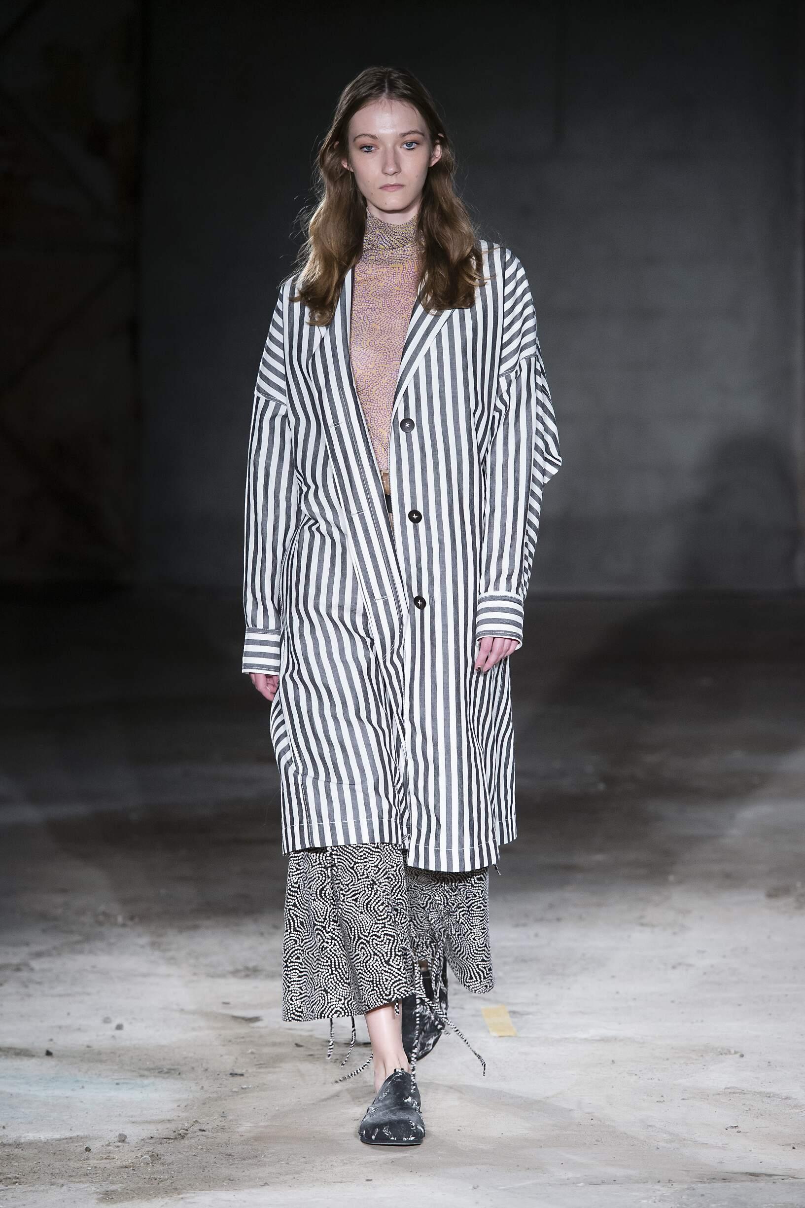 SS 2018 Damir Doma Womenswear Fashion Show