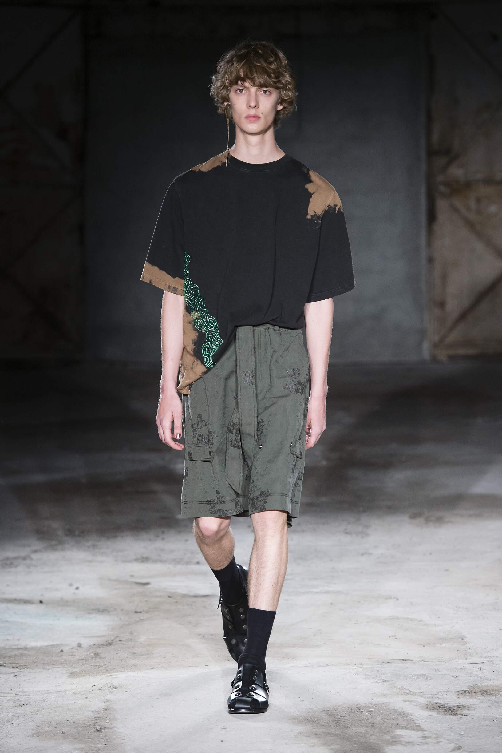 SS 2018 Fashion Show Damir Doma