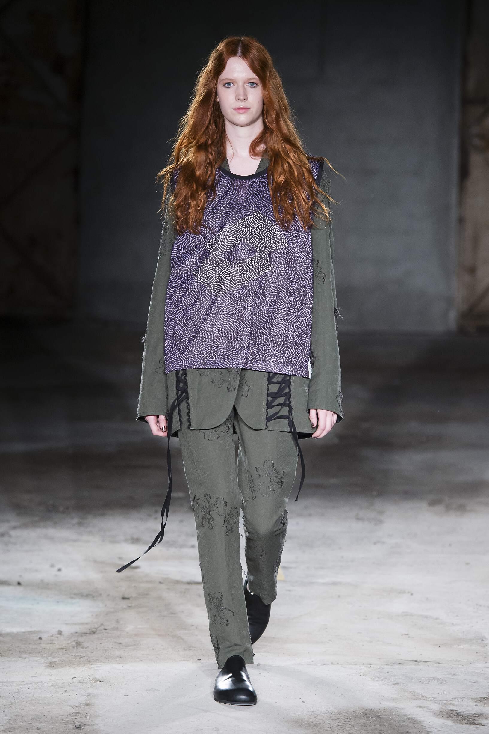 Spring 2018 Womenswear Damir Doma