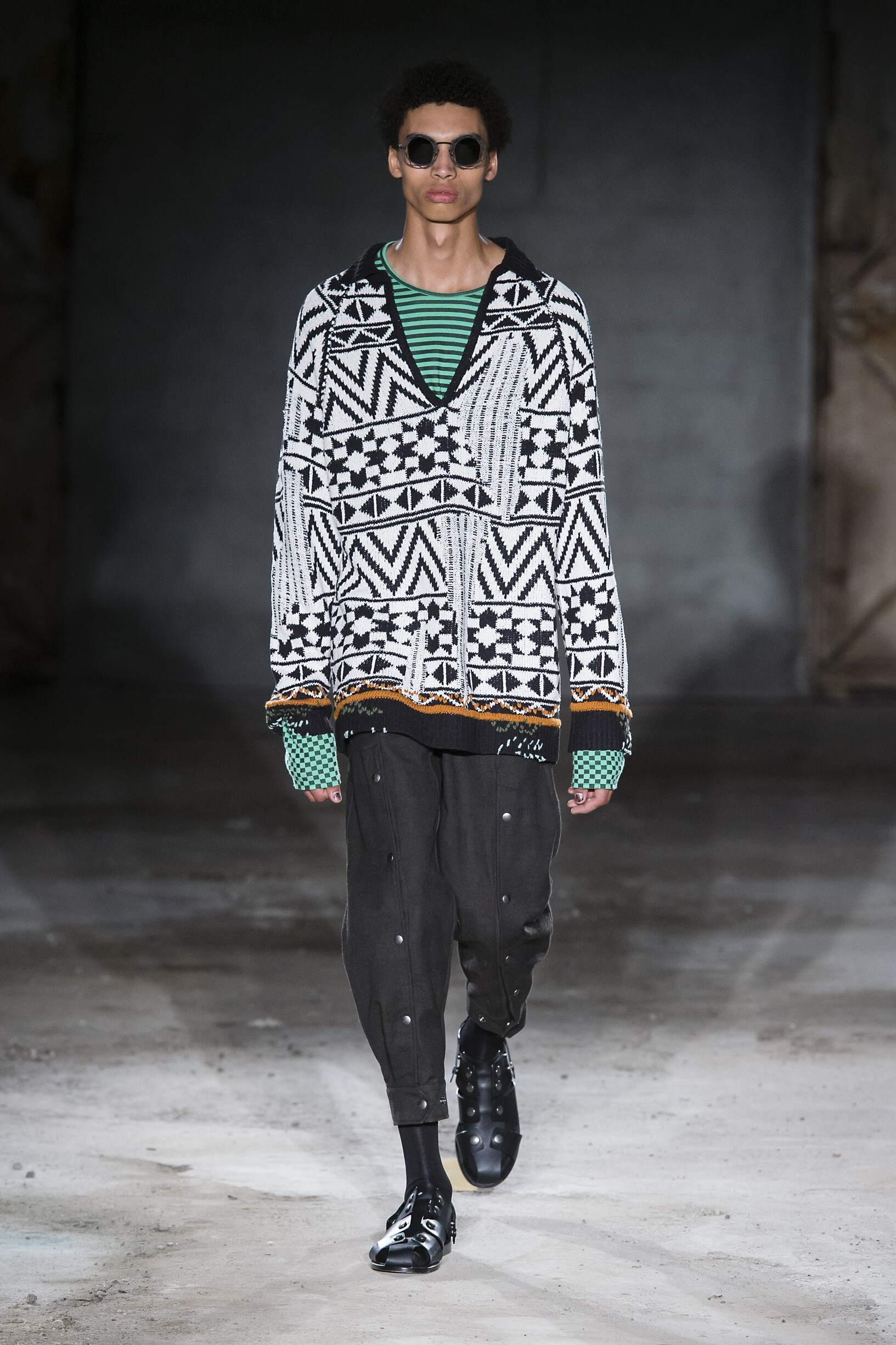Spring Fashion 2018 Damir Doma