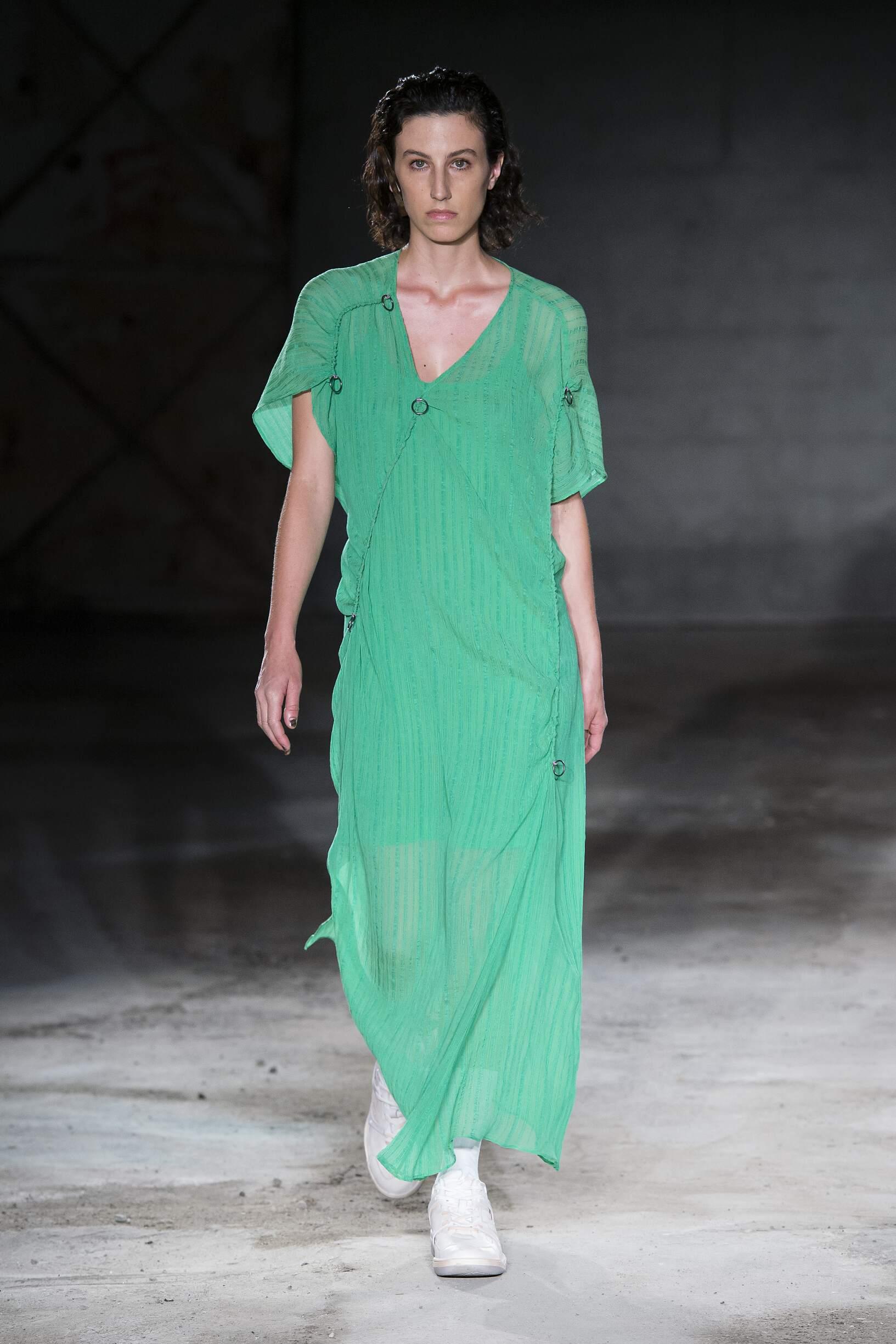 Womenswear SS 2018 Damir Doma