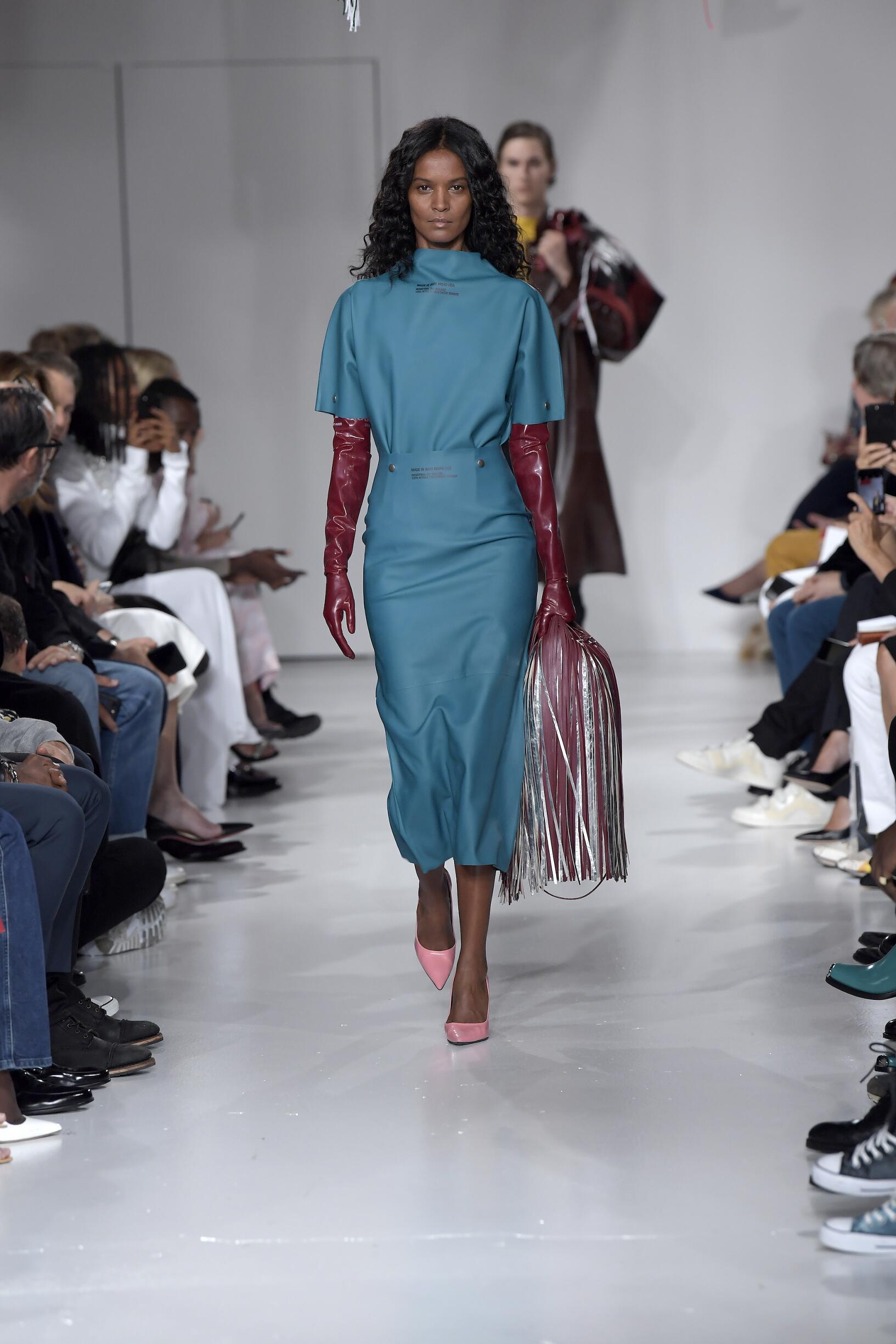 2018 Calvin Klein 205W39NYC Summer Runway Show