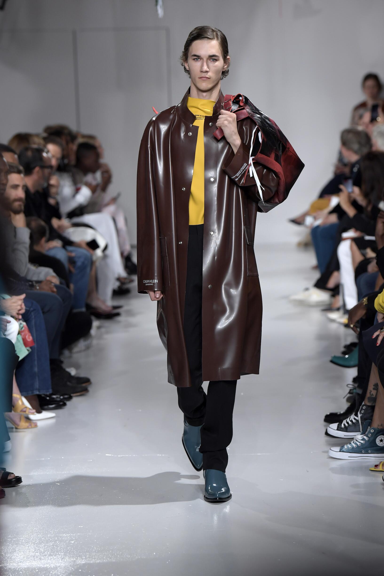 2018 Calvin Klein 205W39NYC Trends New York Fashion Week