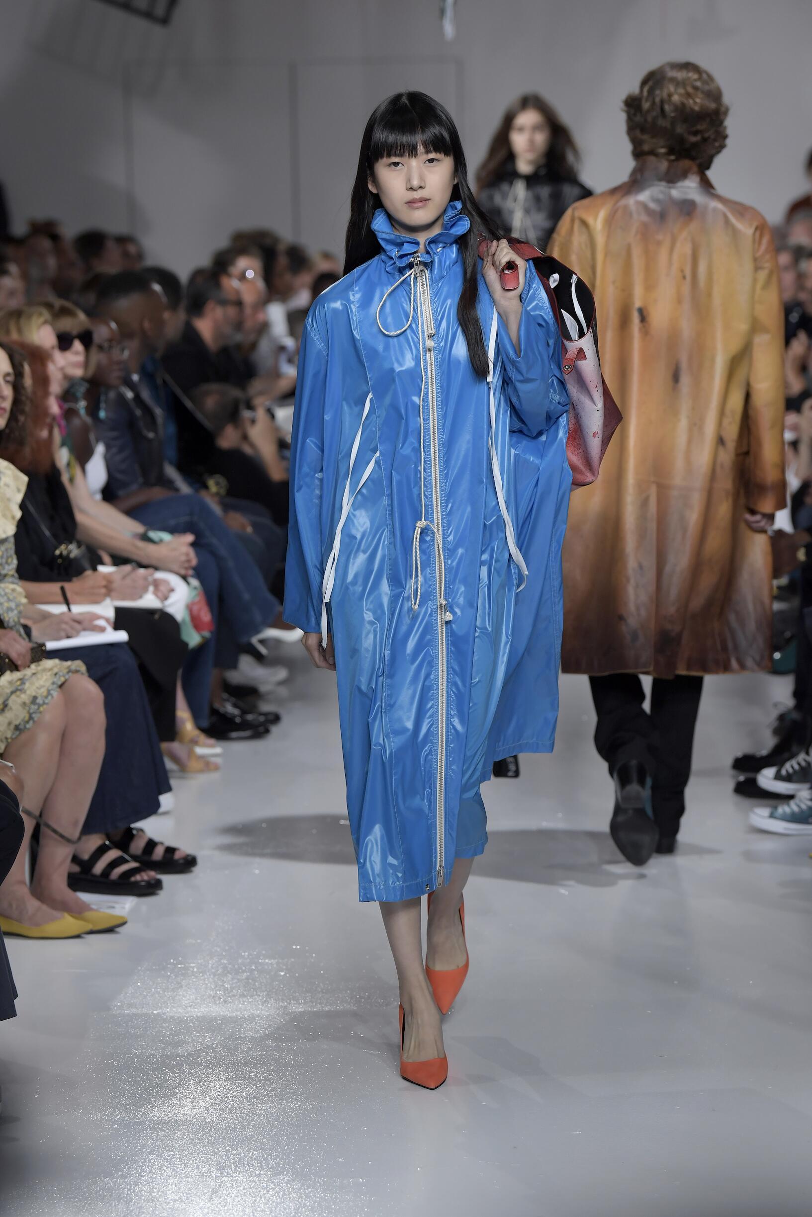 2018 Catwalk Calvin Klein 205W39NYC
