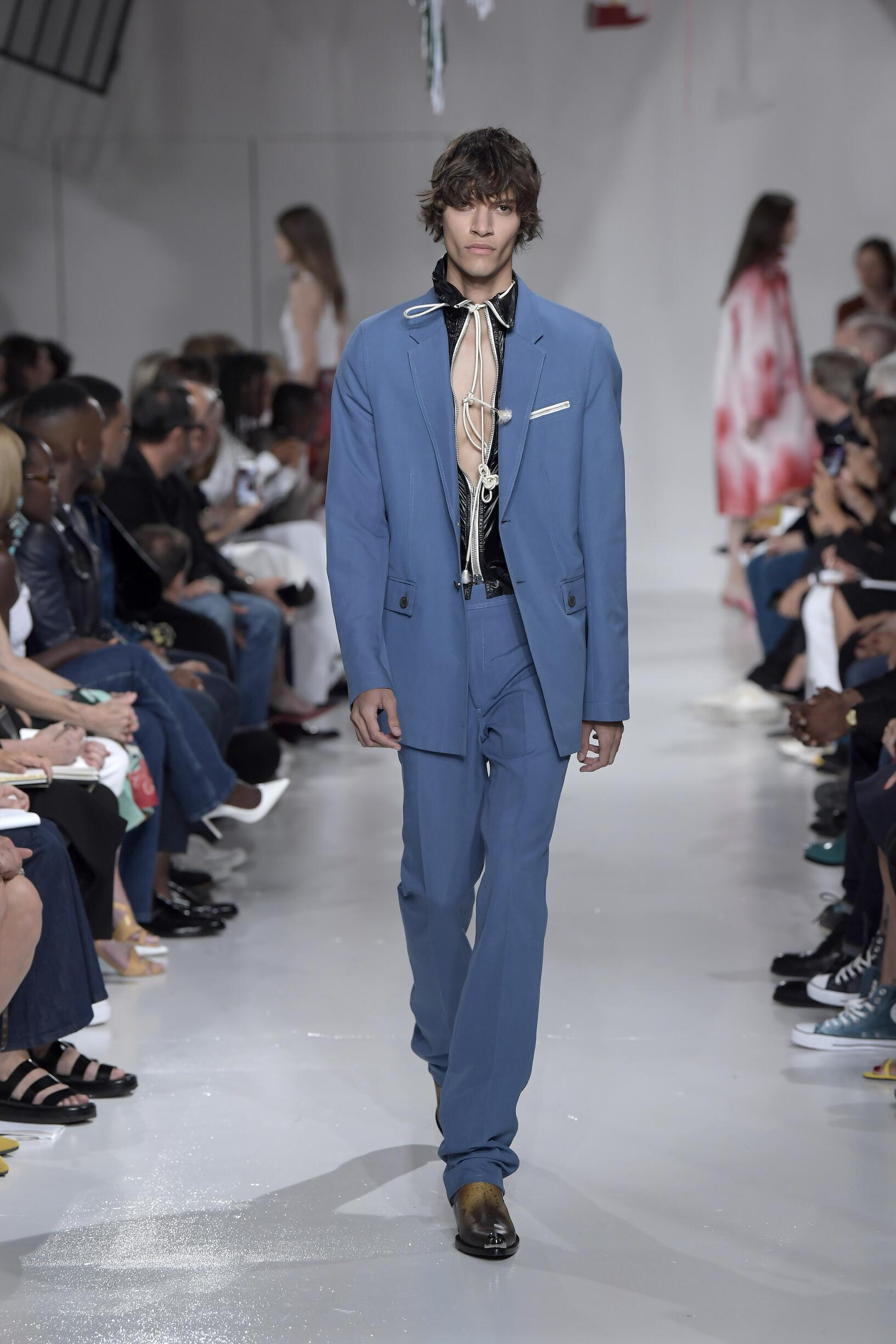 2018 Man Style Calvin Klein 205W39NYC