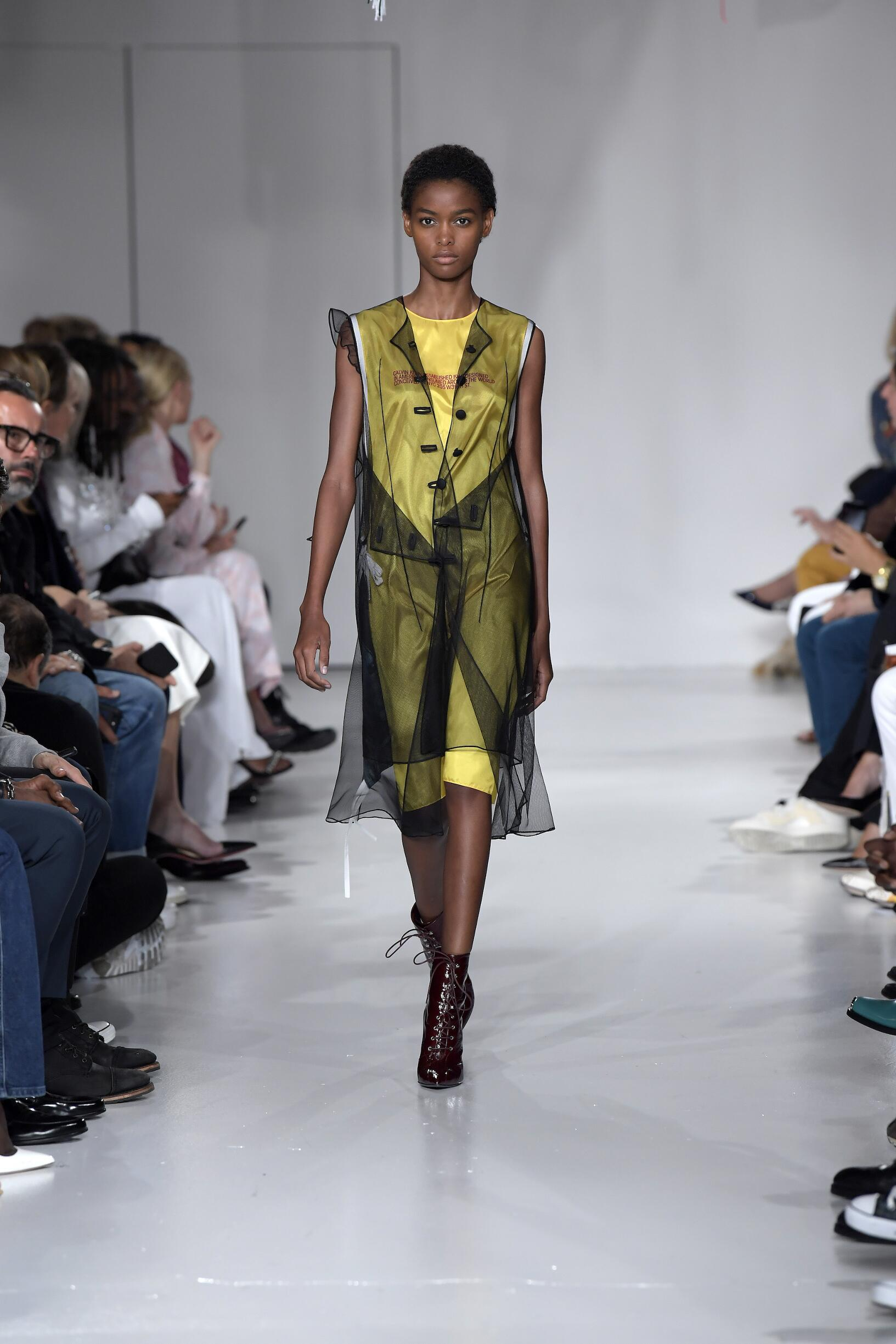 Calvin Klein 205W39NYC 2018 New York Trends Womenswear