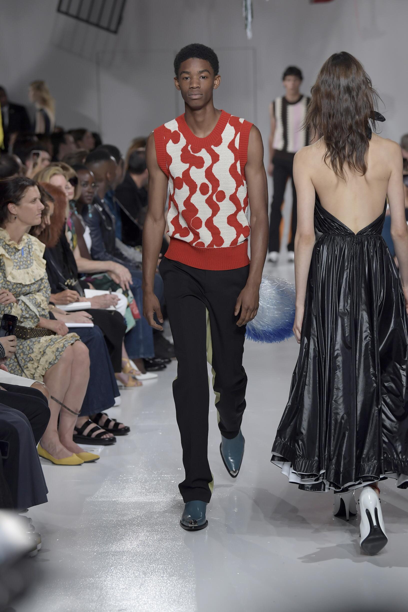 Calvin Klein 205W39NYC 2018 New York Trends