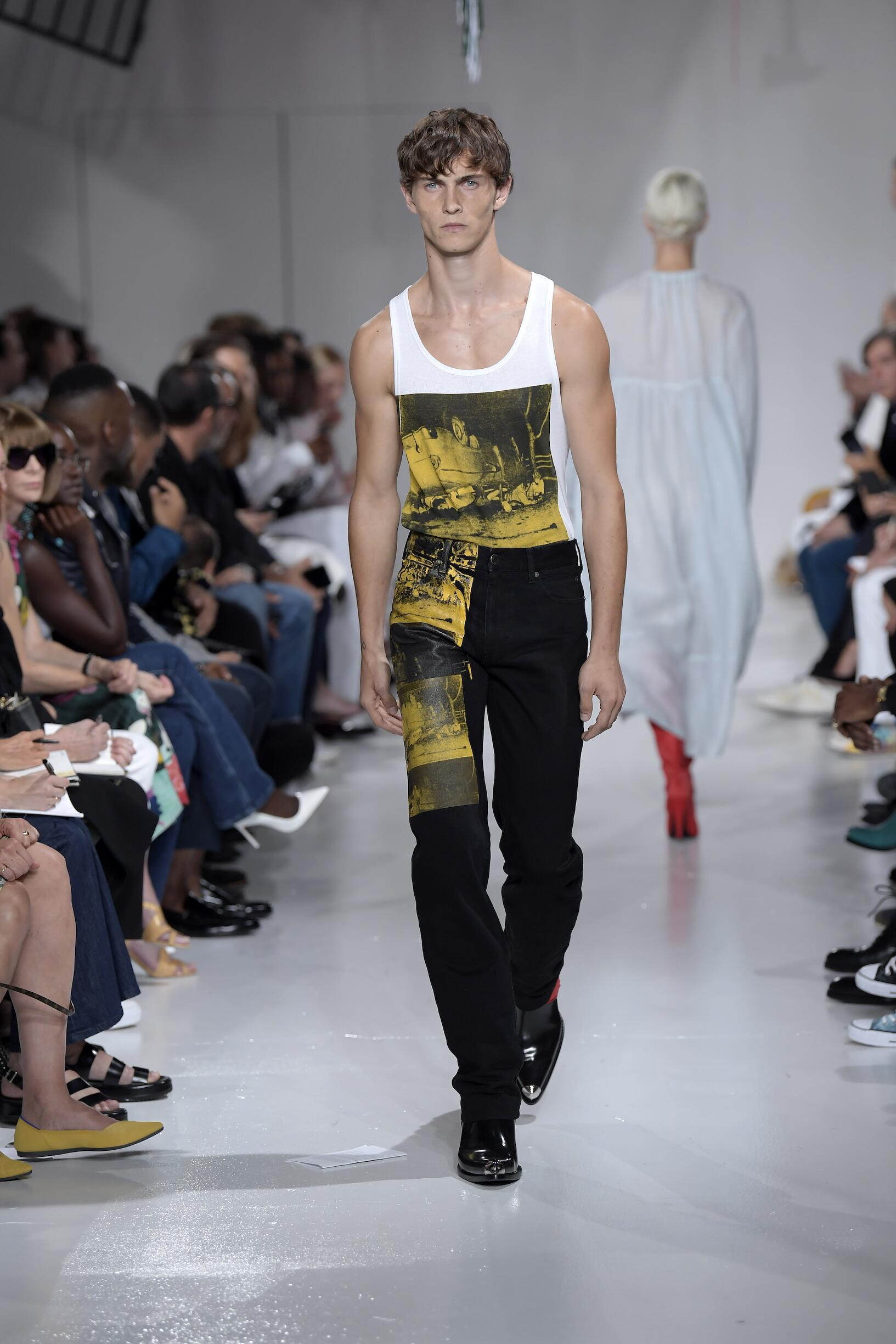 CALVIN KLEIN 205W39NYC SPRING 2018 COLLECTION - NEW YORK